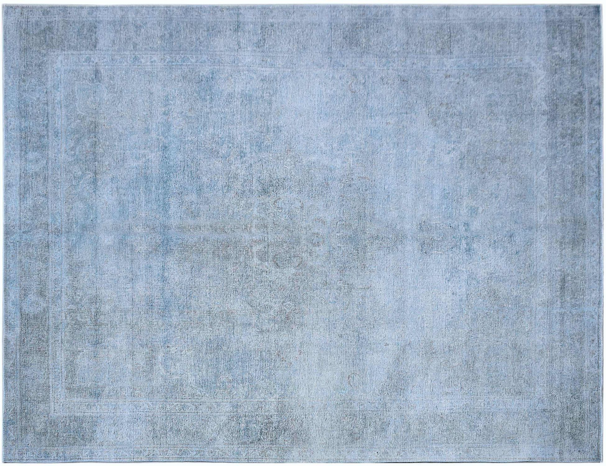 Vintage Perserteppich  blau <br/>387 x 289 cm