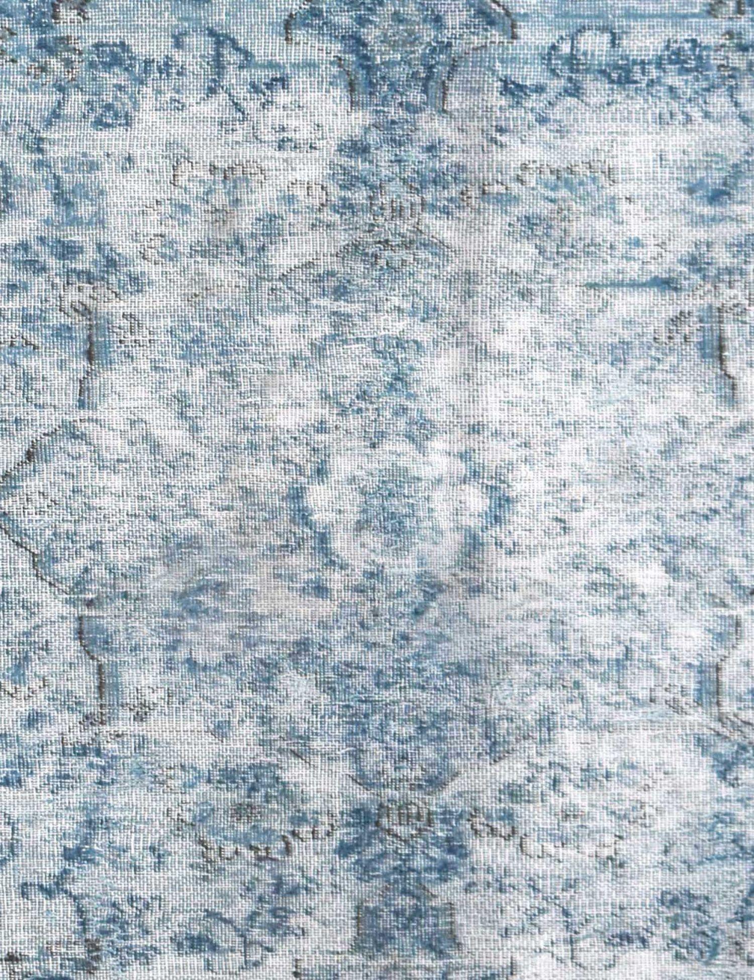 Tappeto Vintage  blu <br/>203 x 111 cm