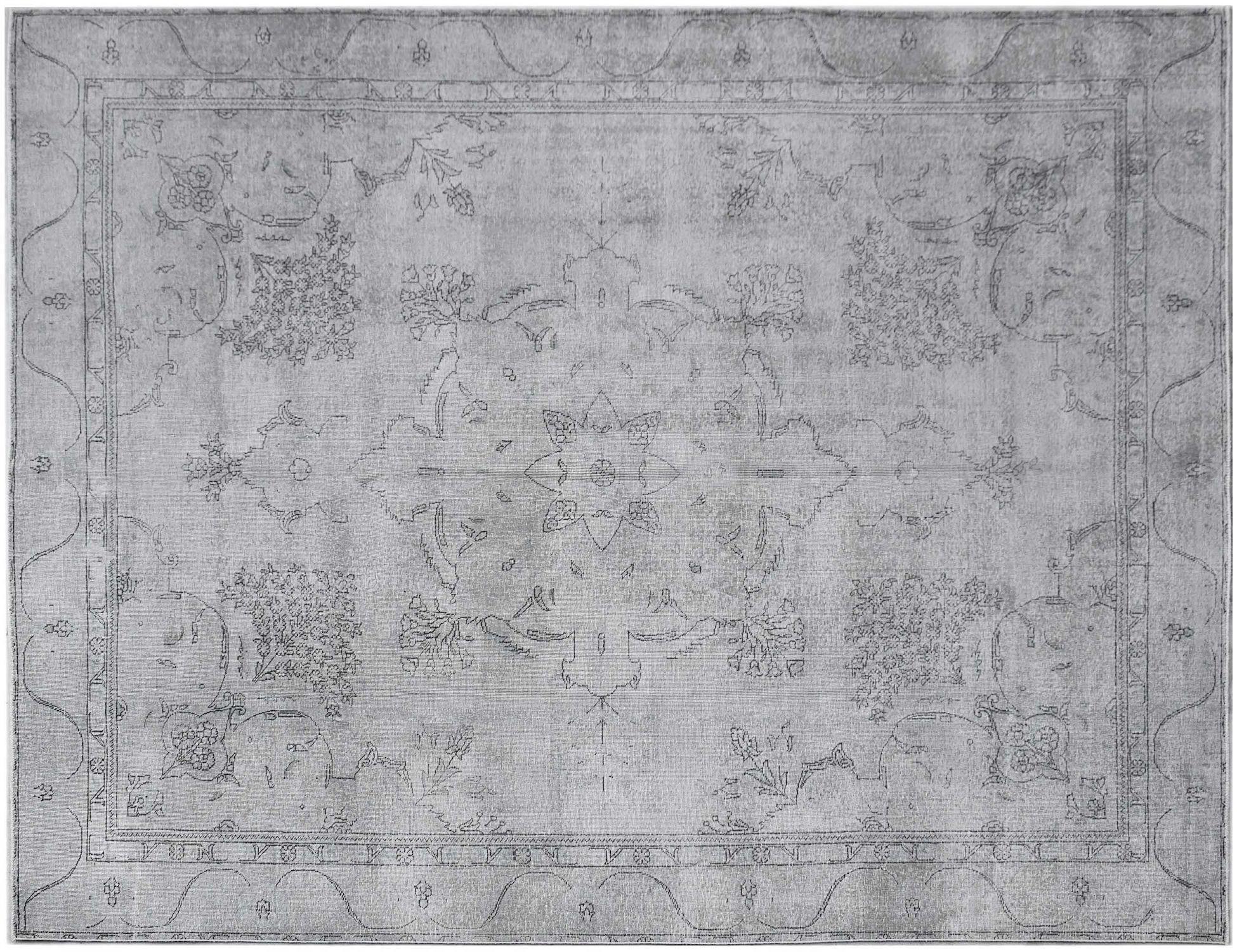 Tappeto Vintage  grigo <br/>375 x 281 cm
