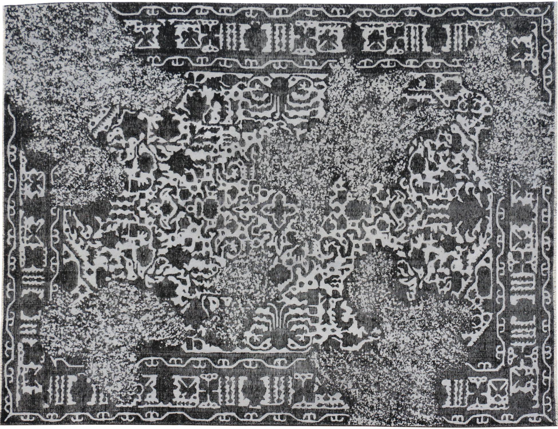 Tappeto Vintage  nero <br/>323 x 233 cm