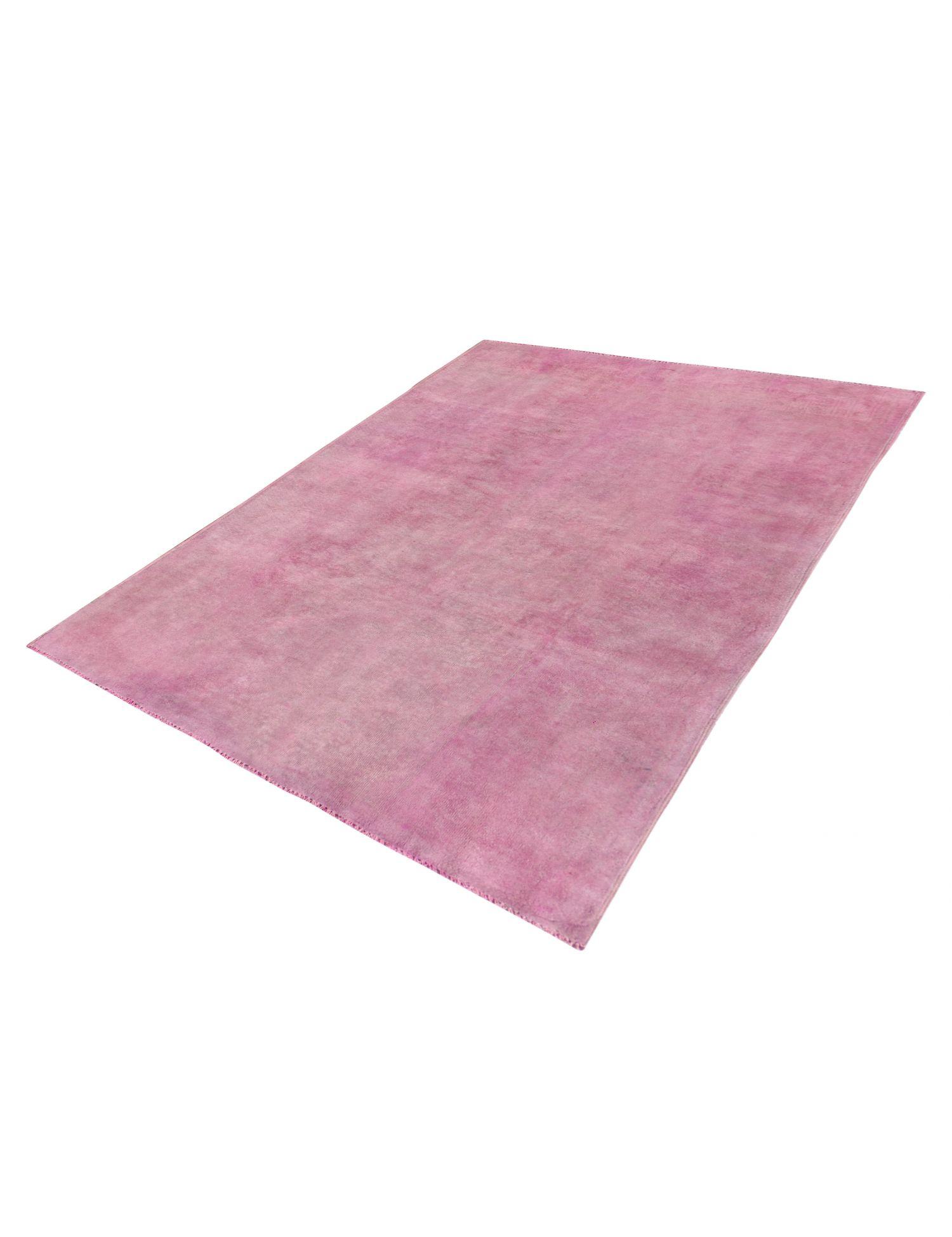 Persischer Vintage Teppich  rosa <br/>257 x 143 cm