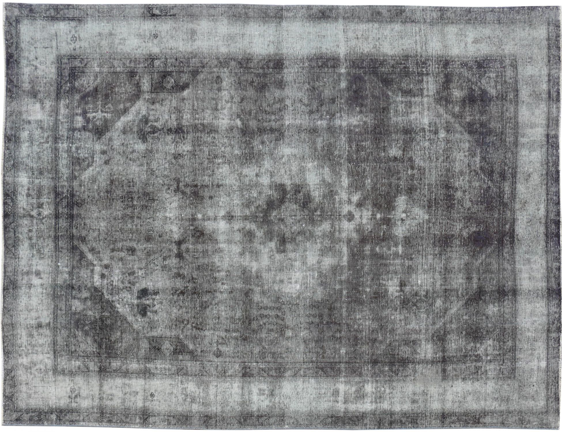 Tappeto Vintage  grigo <br/>371 x 290 cm