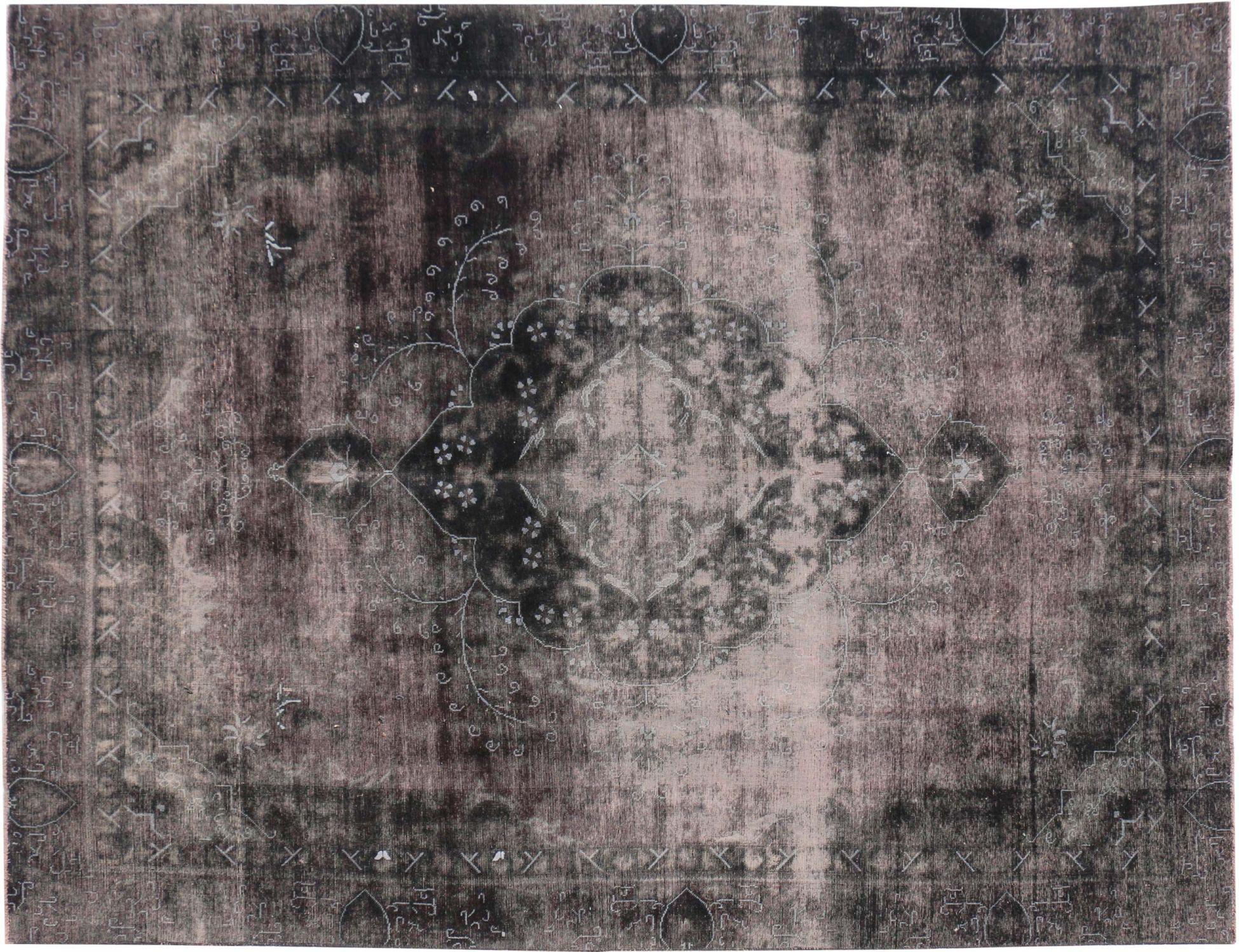 Tappeto Vintage  nero <br/>369 x 266 cm