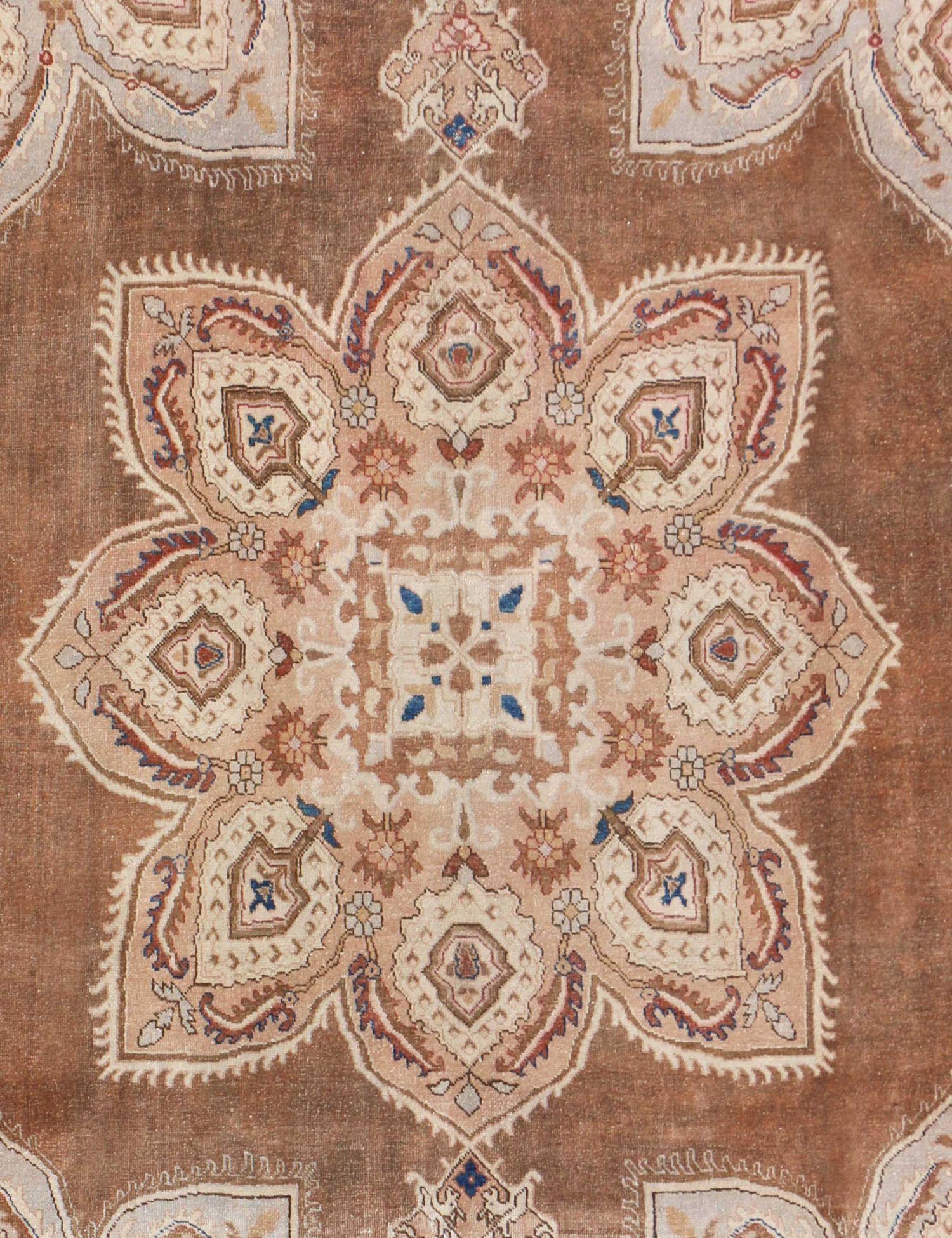 Tappeto Vintage  marrone <br/>299 x 210 cm