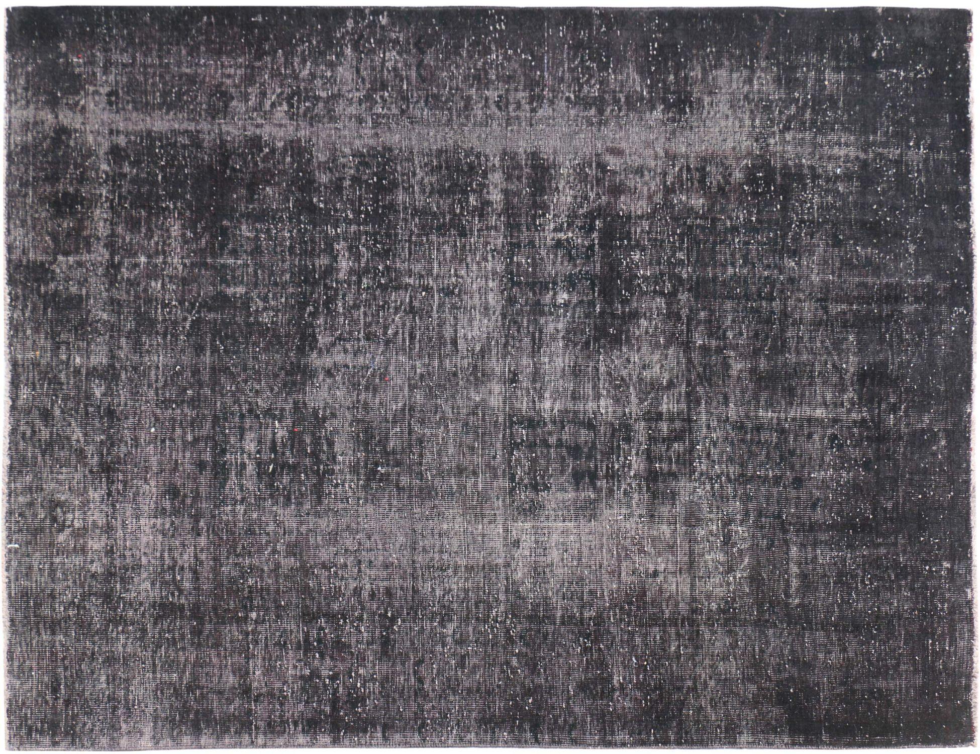 Tappeto Vintage  nero <br/>307 x 199 cm