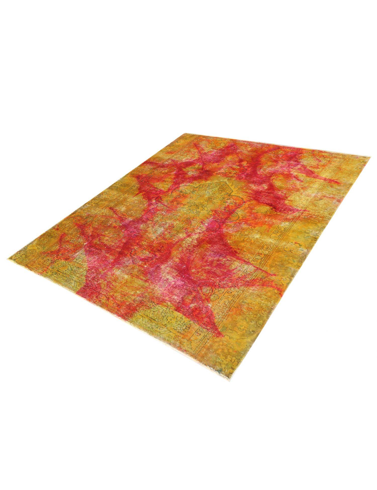 Tappeto Vintage  giallo <br/>240 x 170 cm