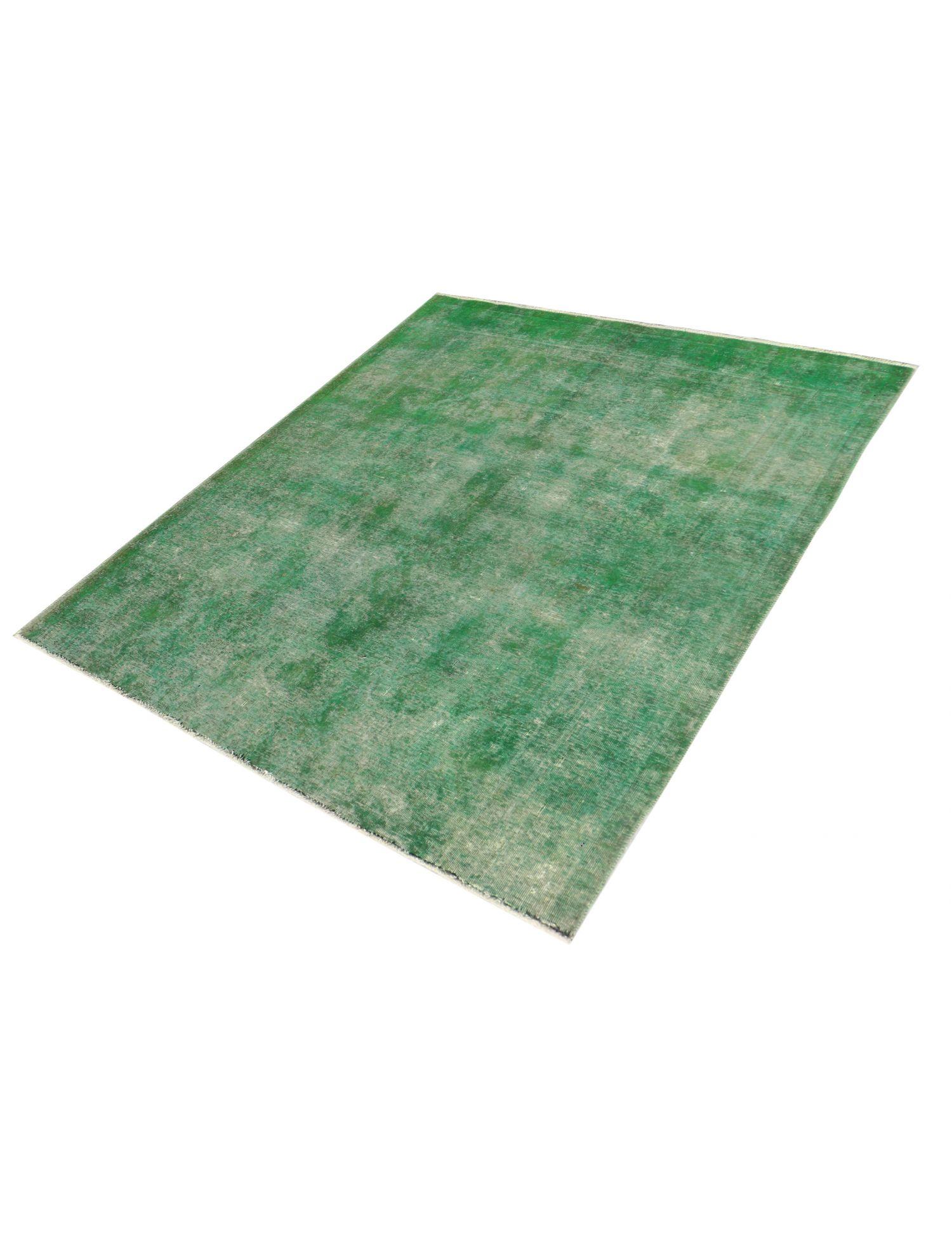 Tappeto Vintage  verde <br/>219 x 195 cm