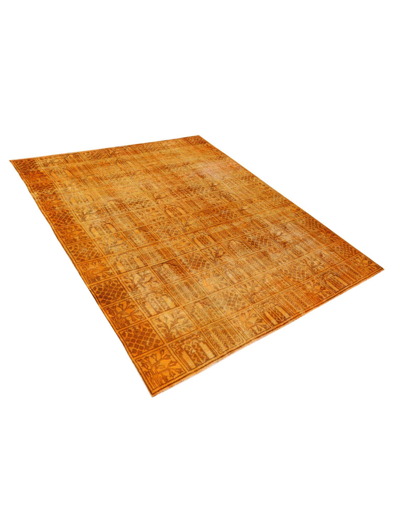 Persischer Vintage Teppich  orange <br/>355 x 270 cm