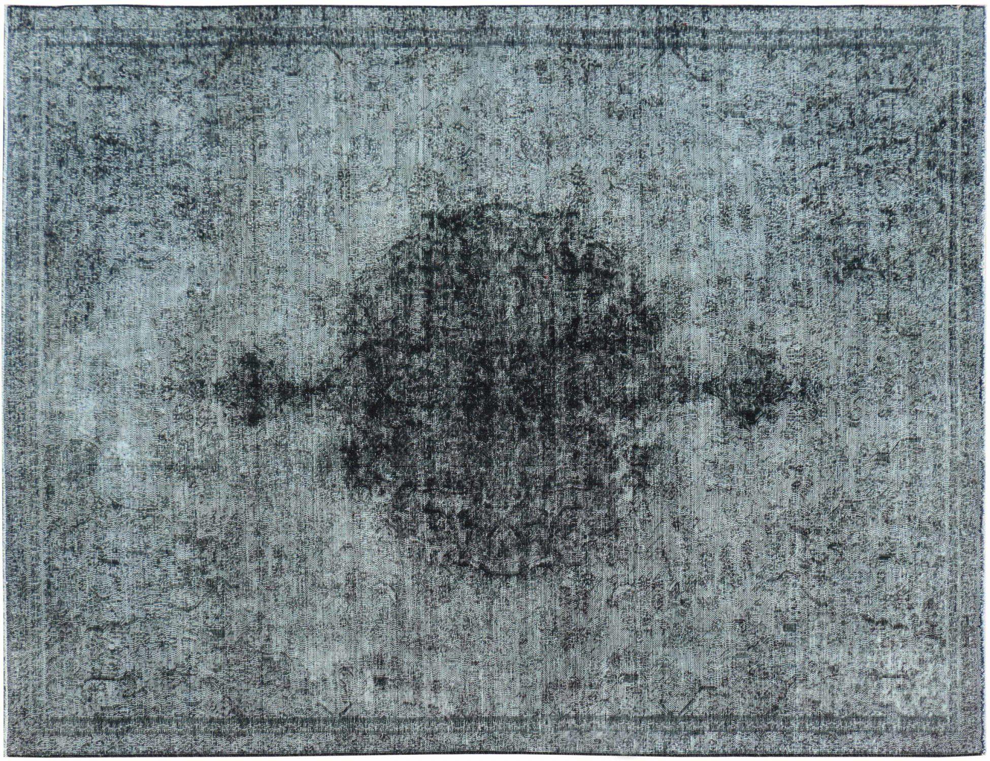 Tappeto Vintage  nero <br/>301 x 208 cm