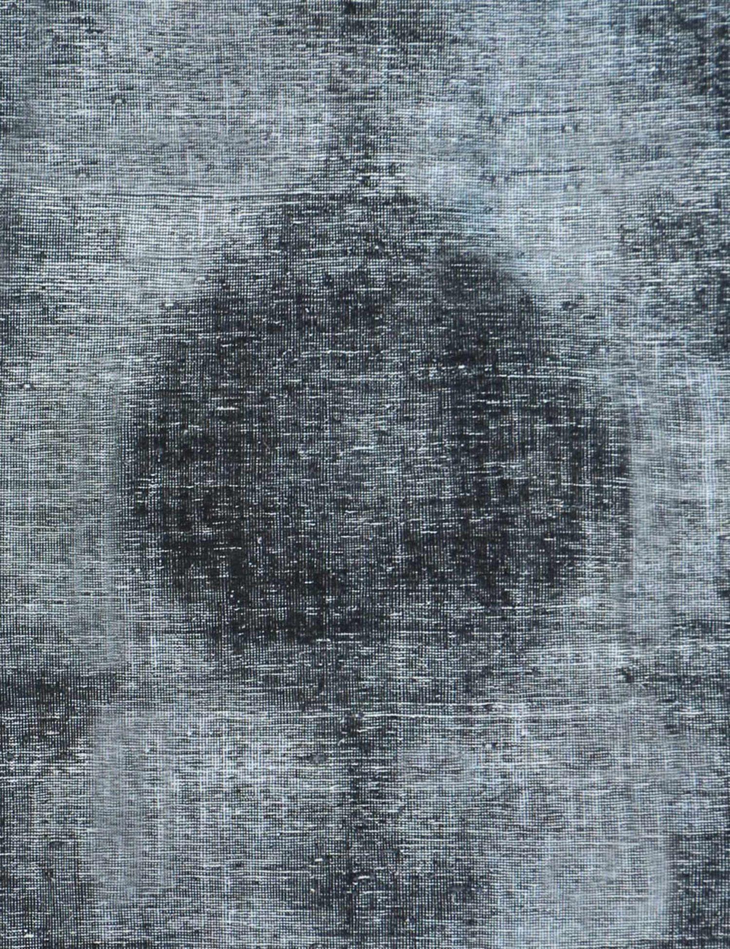 Tappeto Vintage  nero <br/>197 x 156 cm