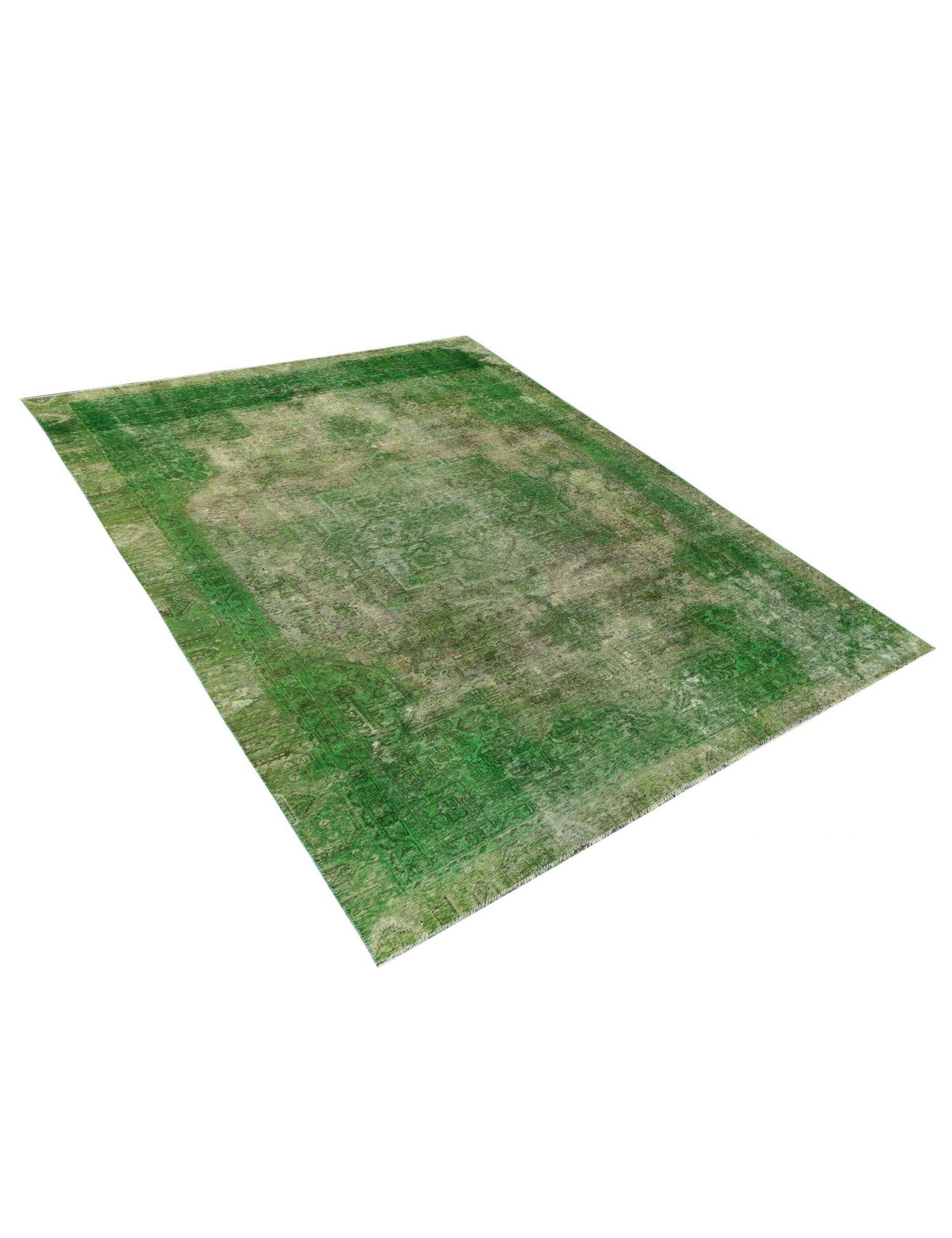 Tappeto Vintage  verde <br/>344 x 242 cm
