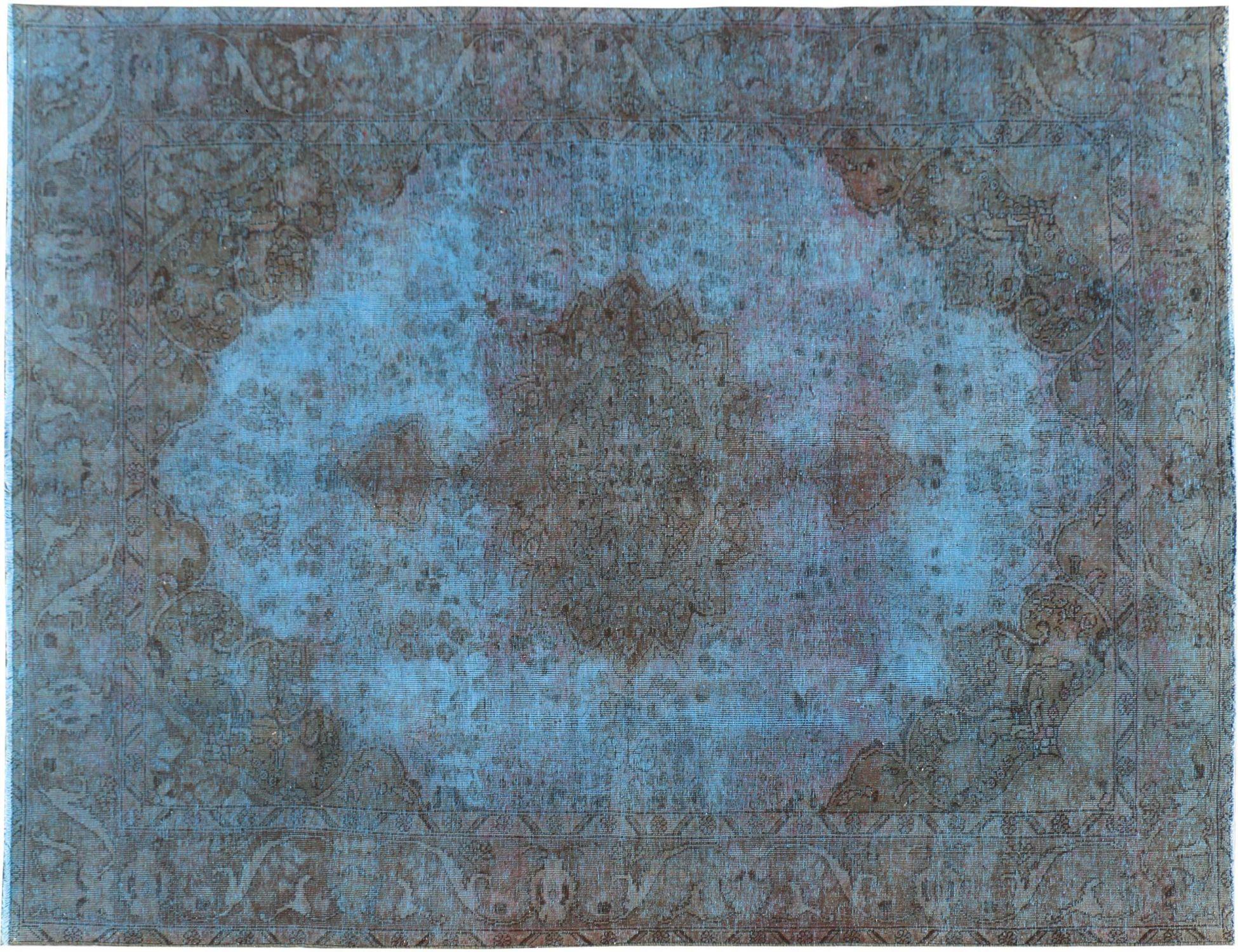 Vintage Teppich  blau <br/>277 x 203 cm