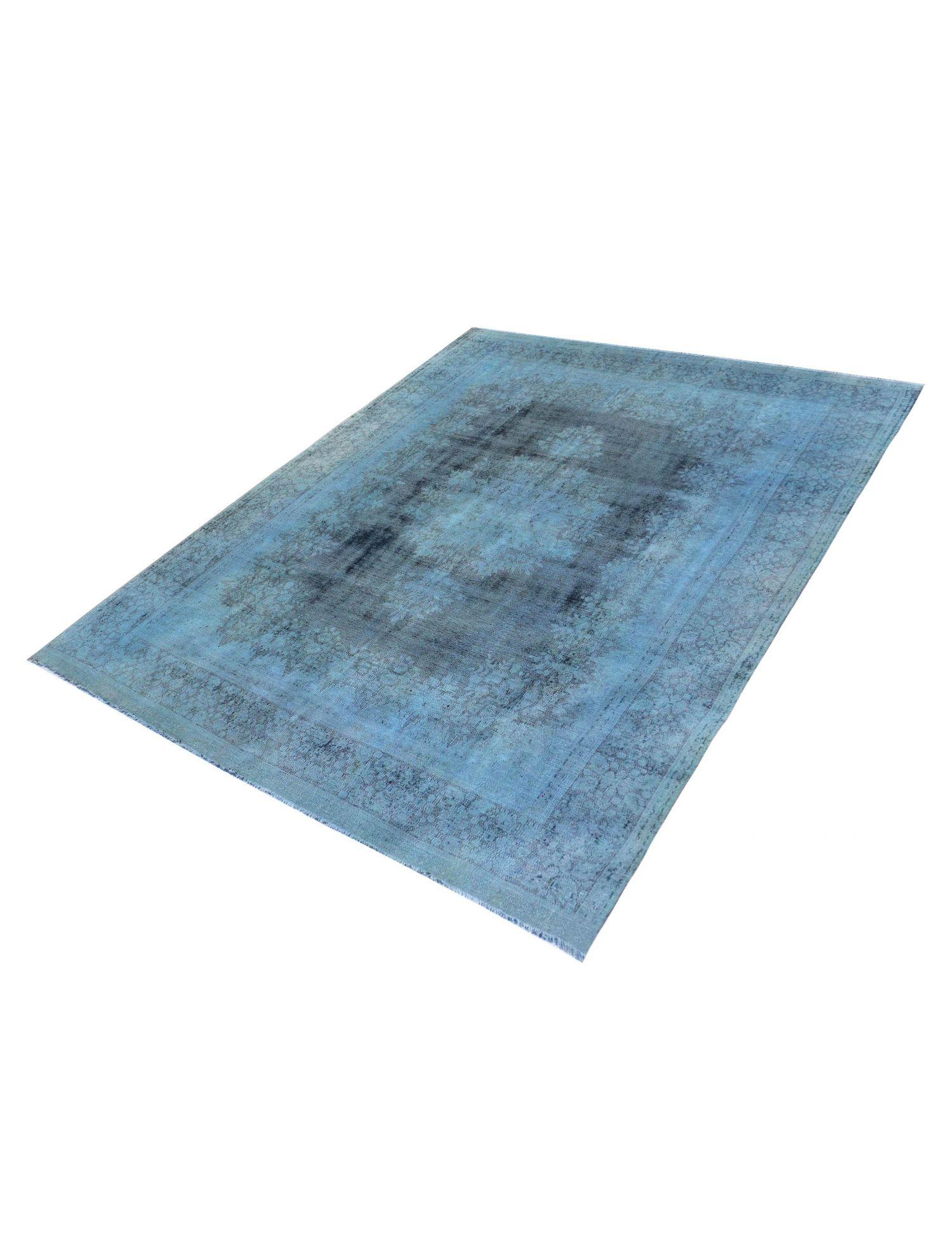 Persischer Vintage Teppich  blau <br/>375 x 287 cm