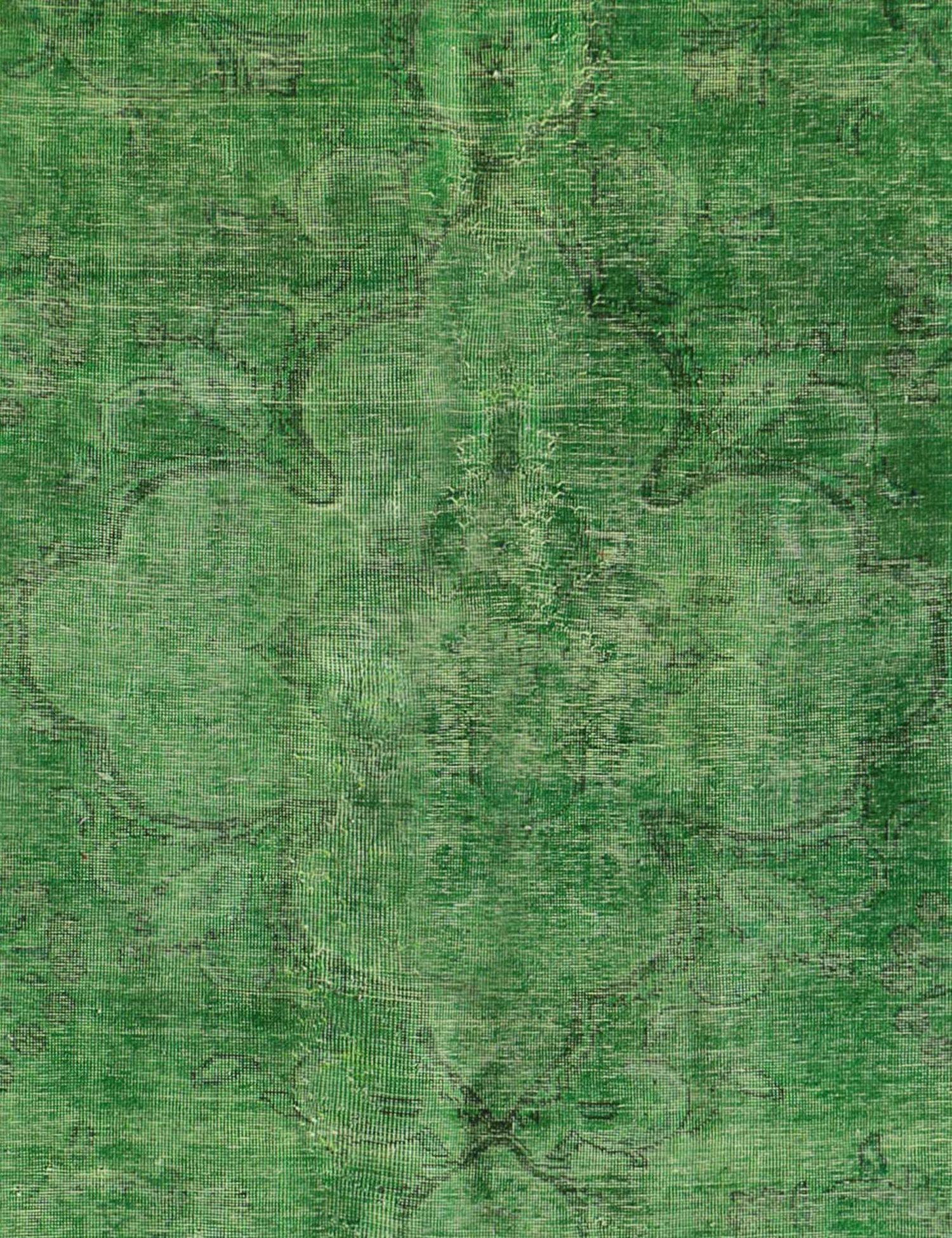 Tappeto Vintage  verde <br/>318 x 218 cm