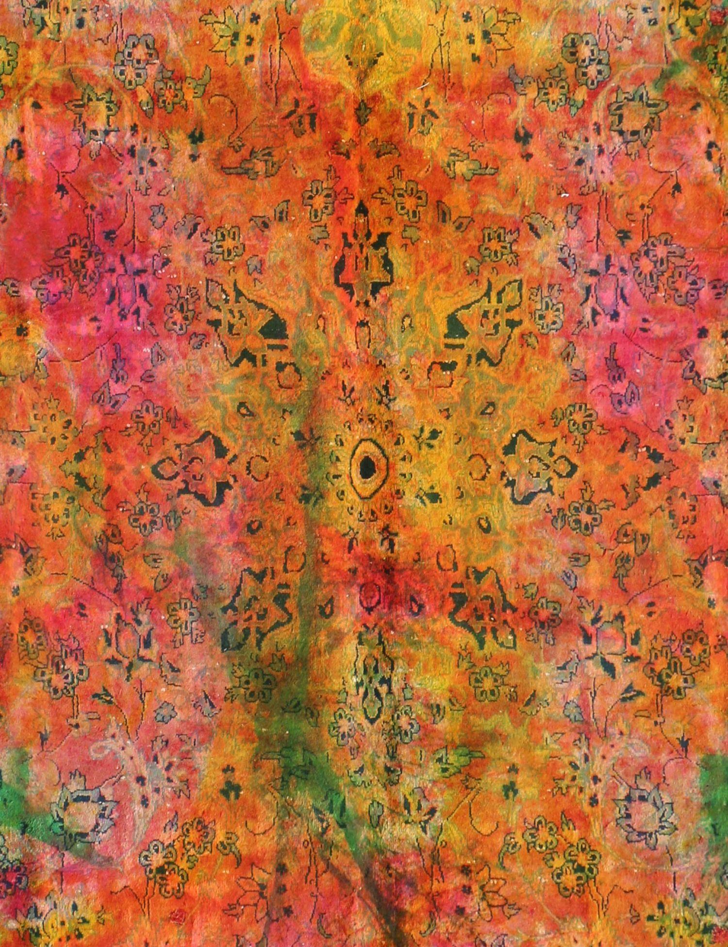 Vintage  multi colore <br/>269 x 262 cm