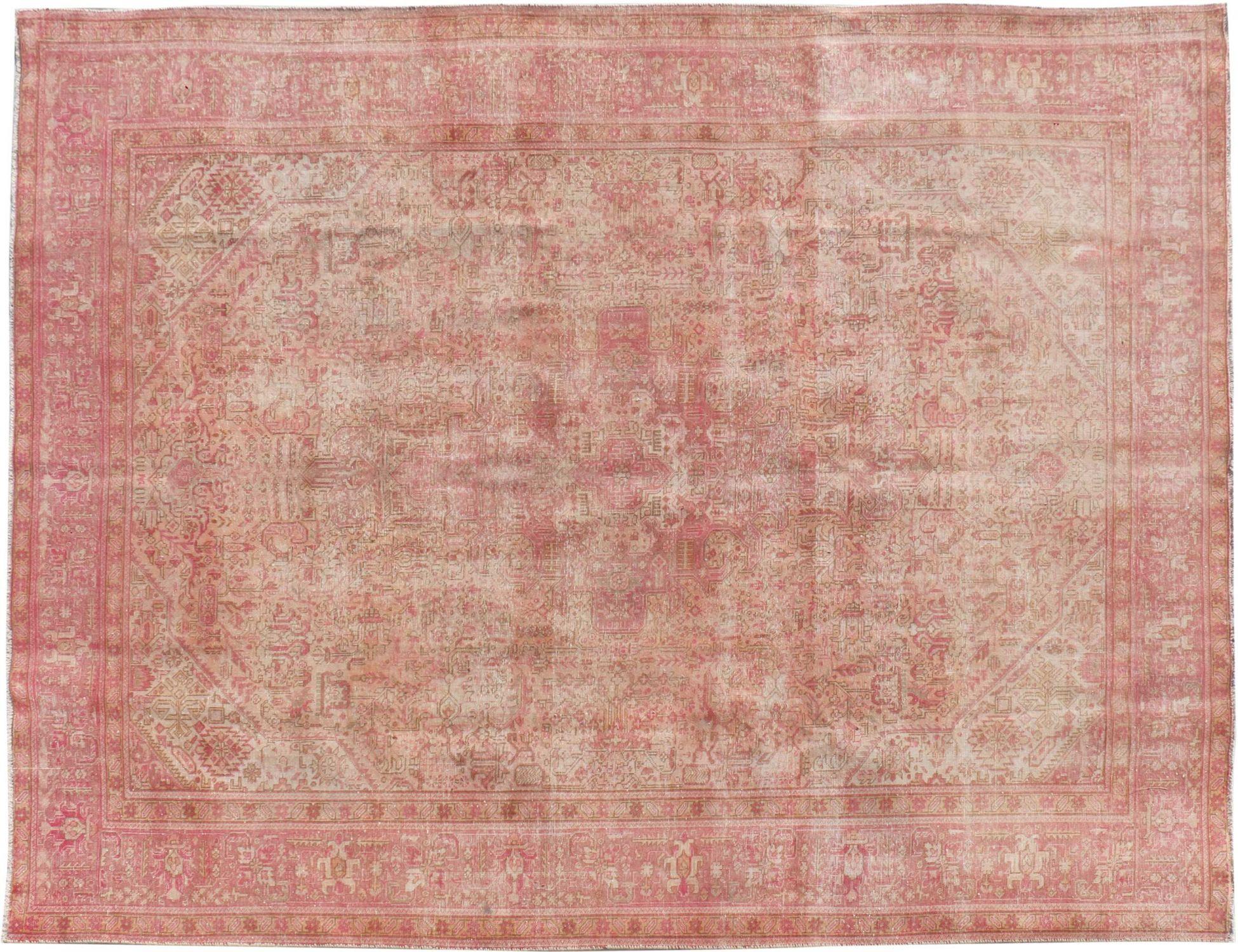Vintage Teppich  beige <br/>379 x 287 cm