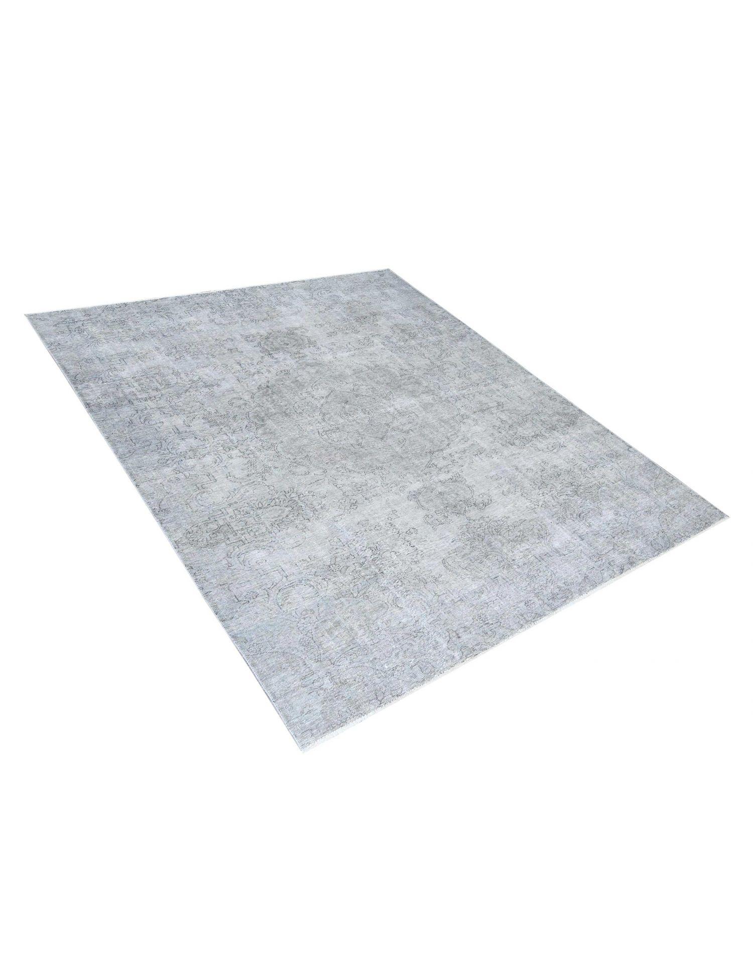Persischer Vintage Teppich  grau <br/>320 x 204 cm