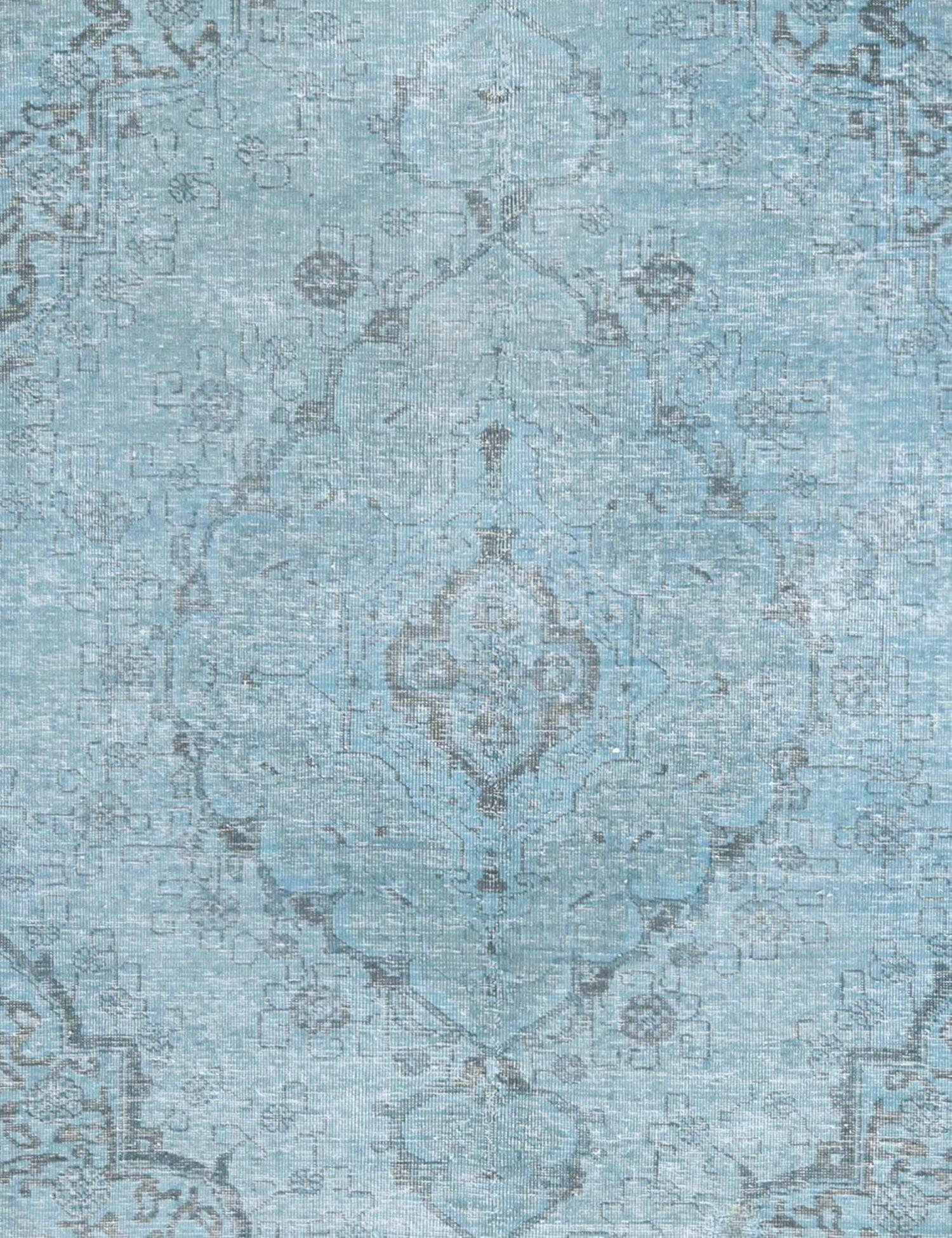 Persian Vintage Carpet  blue <br/>263 x 189 cm