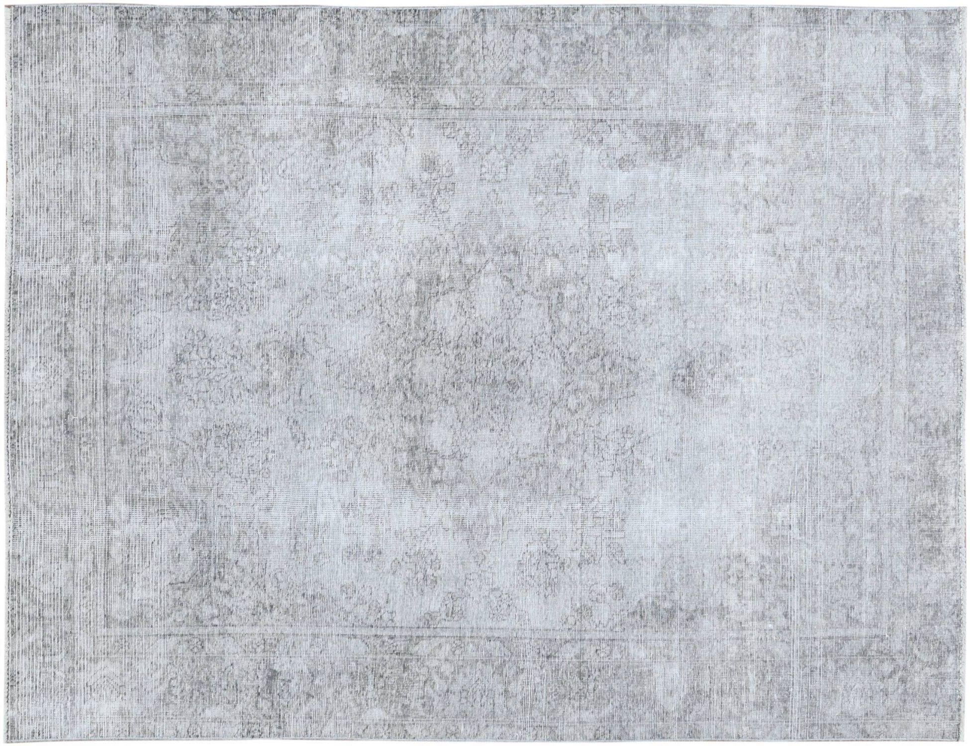 Vintagetæppe  grå <br/>277 x 194 cm