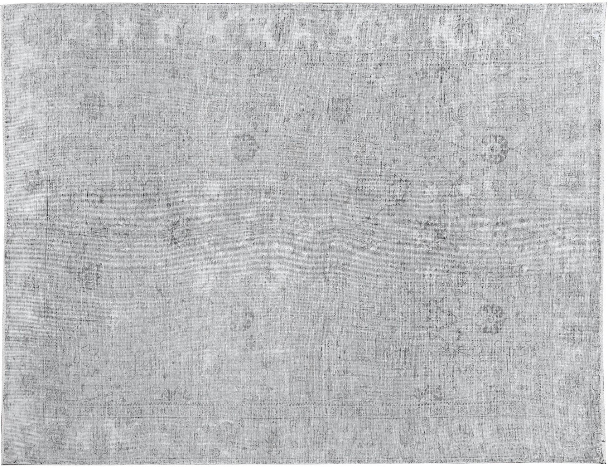 Vintagetæppe  grå <br/>285 x 194 cm