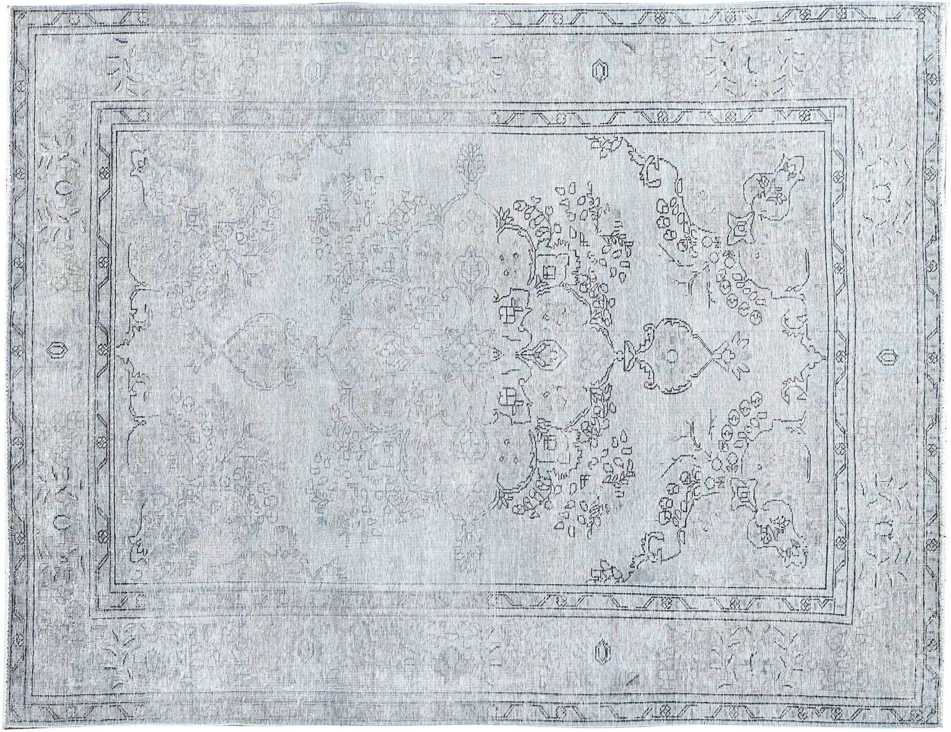 Perzisch Vintage Tapijt  grijs <br/>287 x 205 cm