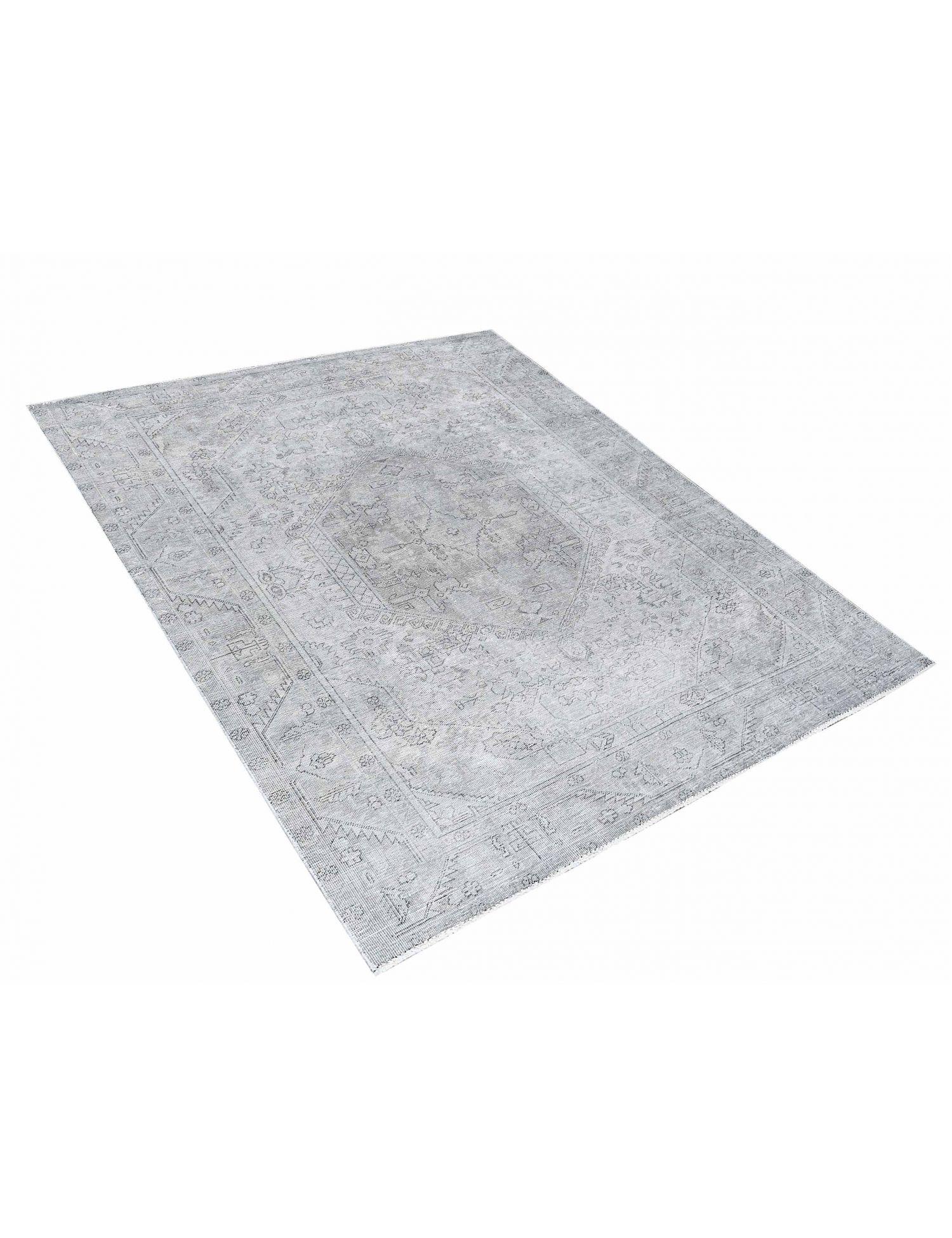 Persisk Vintagetæppe  grå <br/>283 x 195 cm