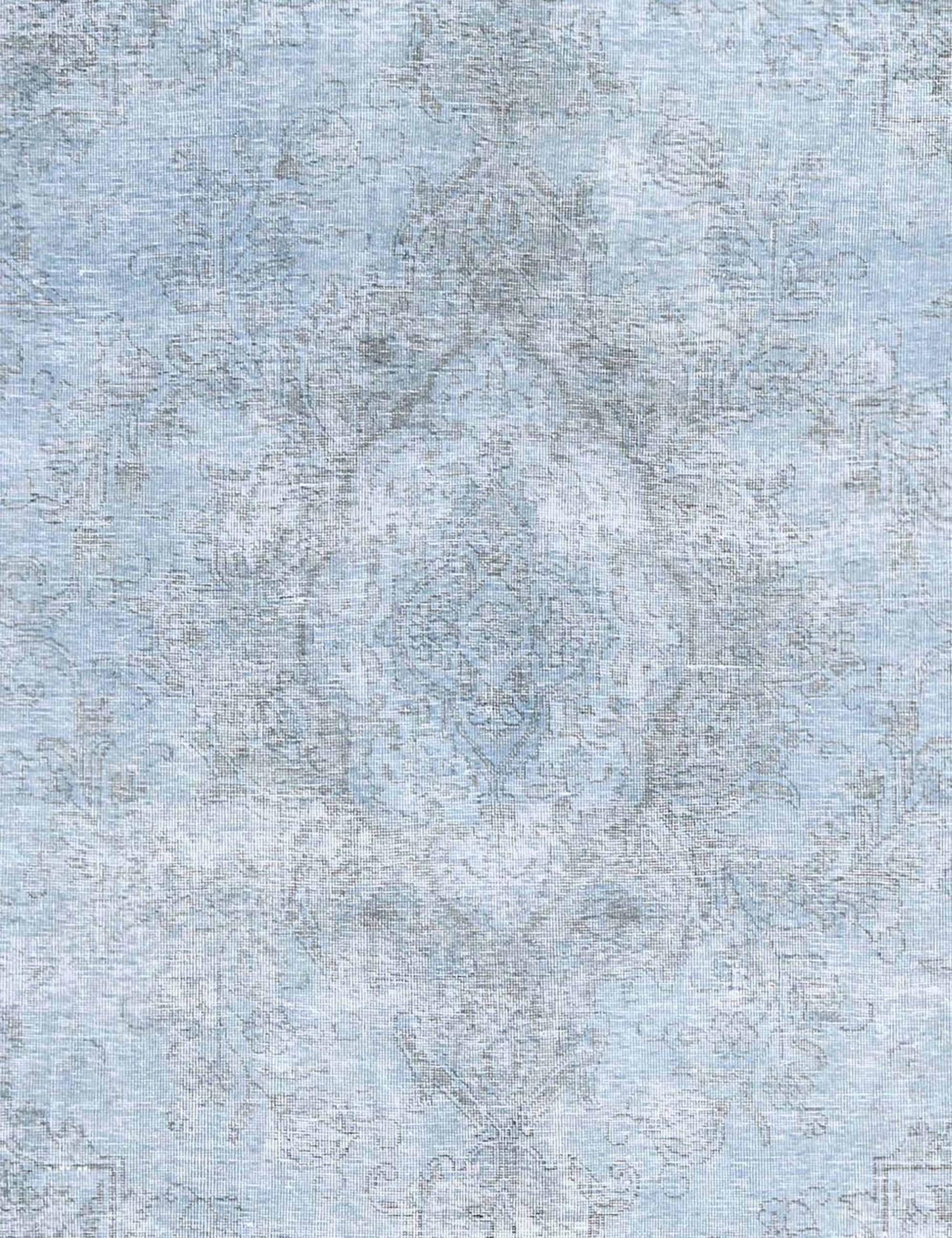 Persisk Vintagetæppe  blå <br/>290 x 207 cm