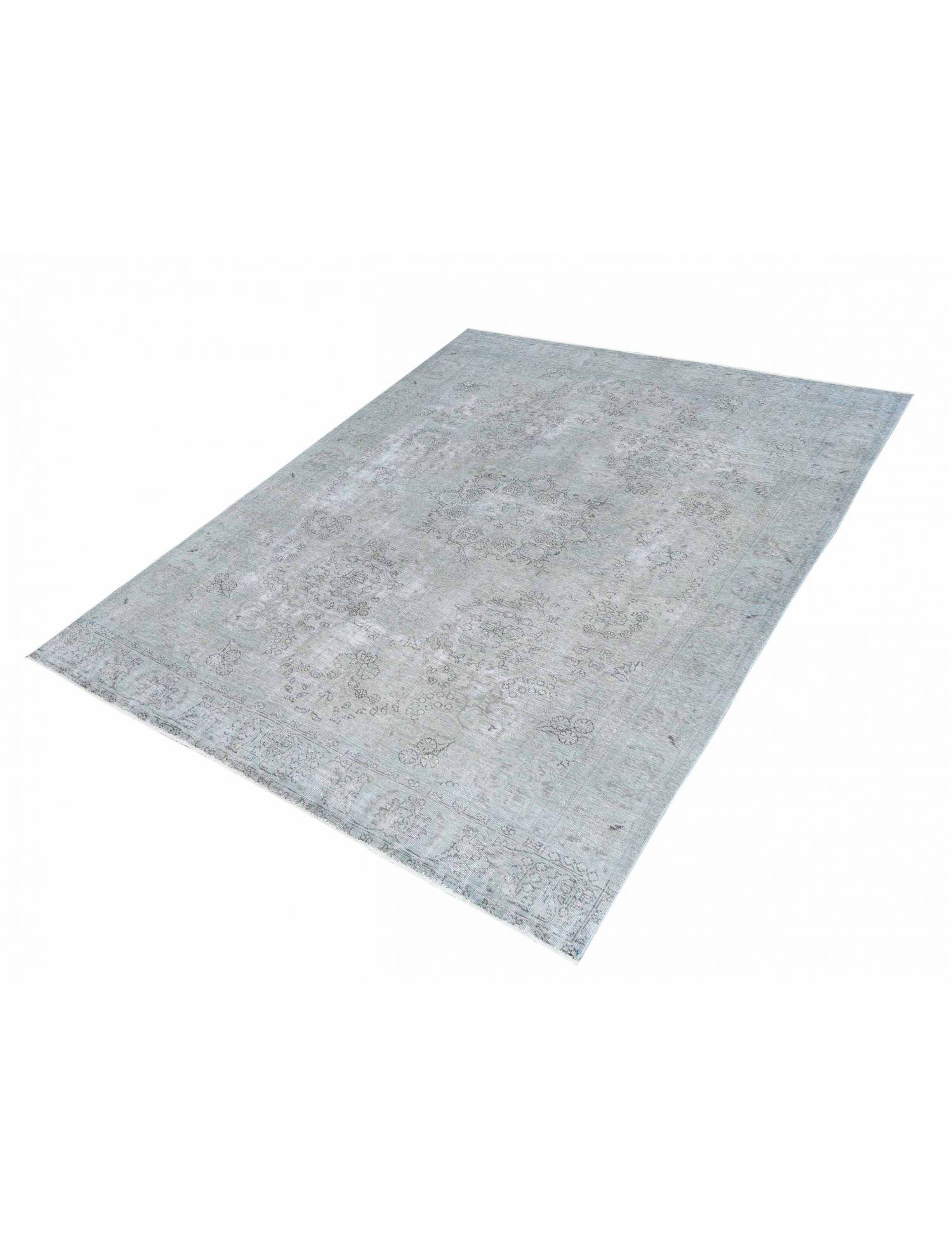 Persischer Vintage Teppich  grün <br/>284 x 199 cm