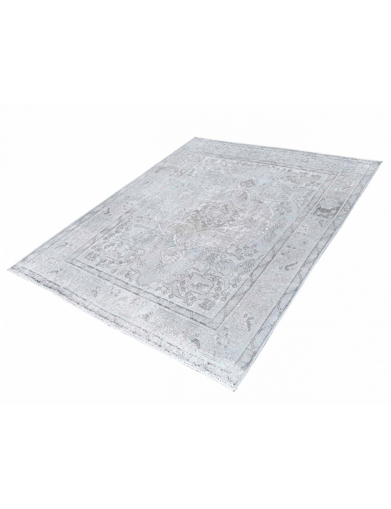 Persischer Vintage Teppich  grau <br/>274 x 192 cm