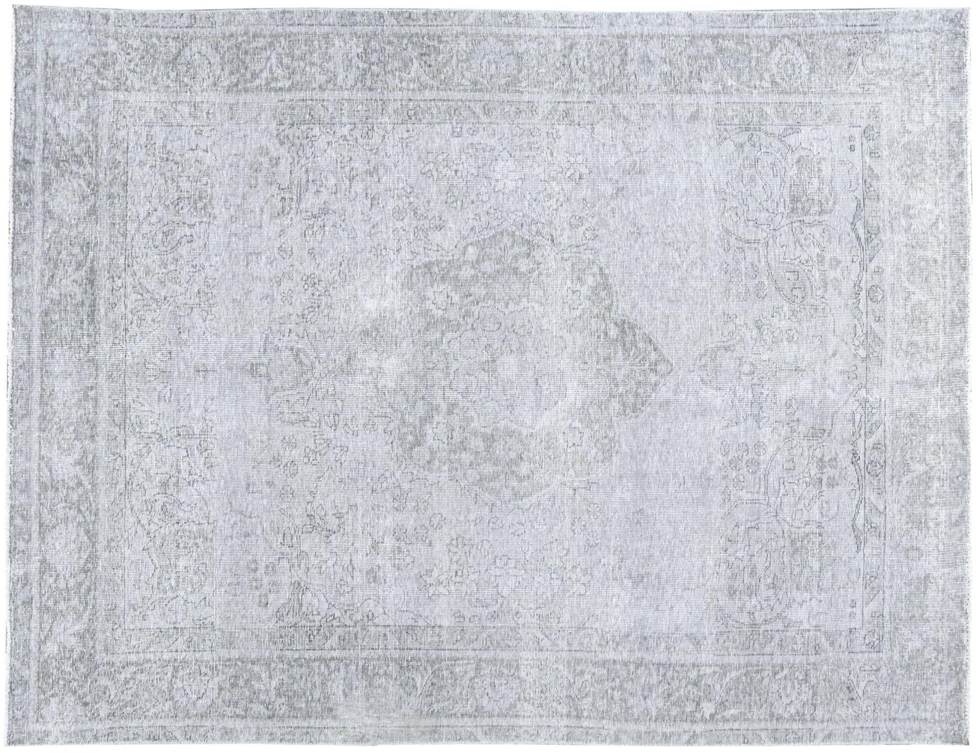 Perzisch Vintage Tapijt  grijs <br/>294 x 195 cm