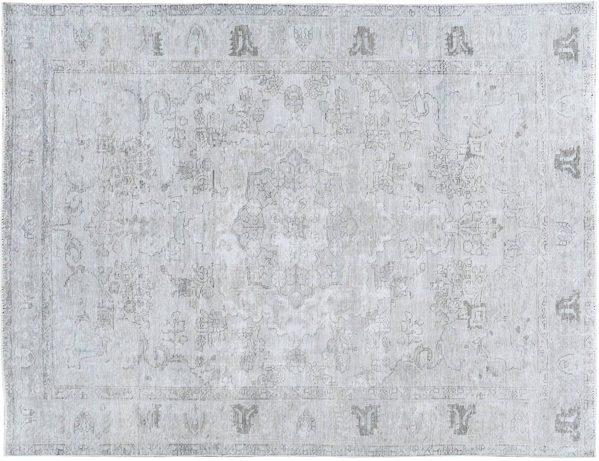 Tappeto Vintage  grigo <br/>277 x 192 cm