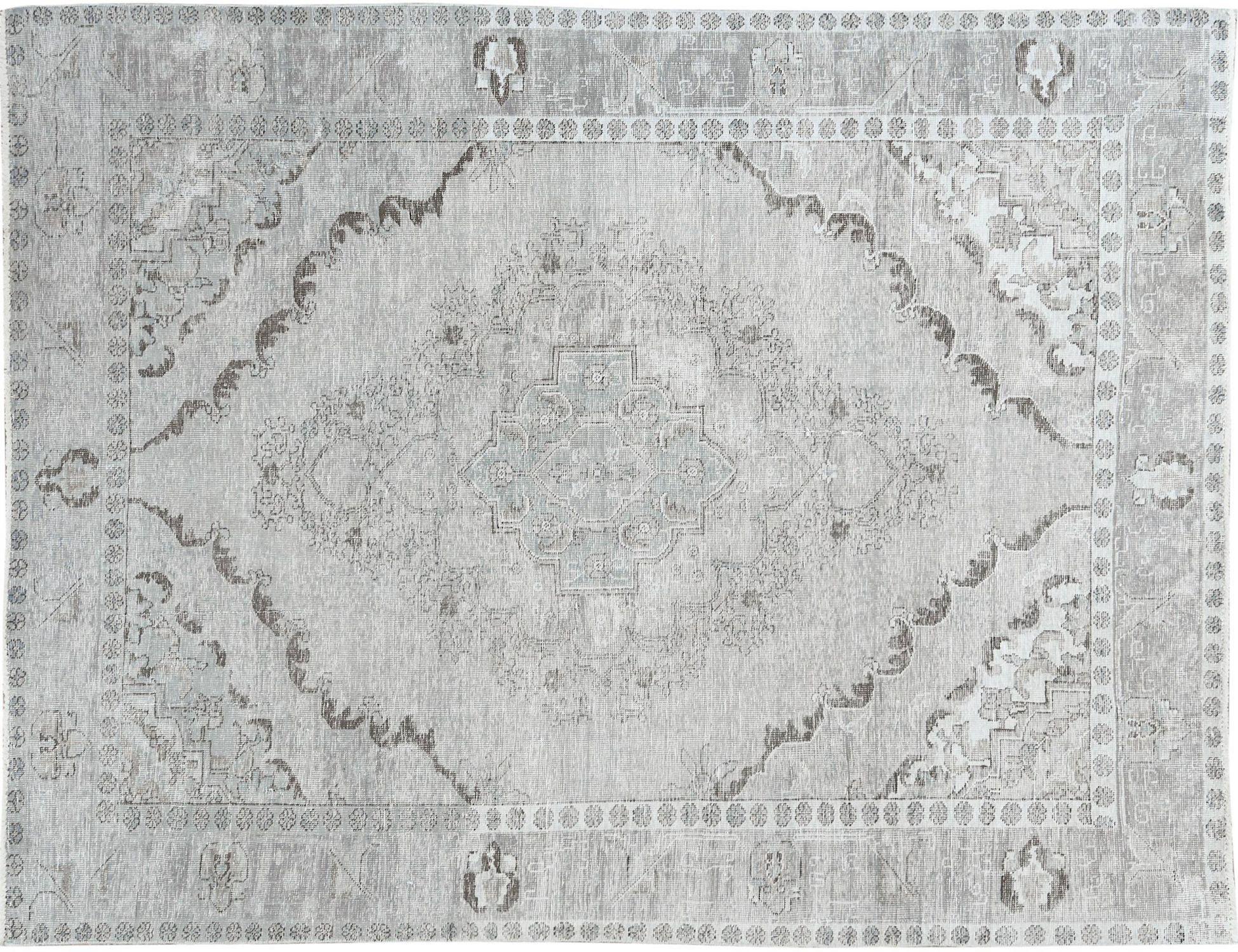 Vintage Tapijt  grijs <br/>282 x 212 cm