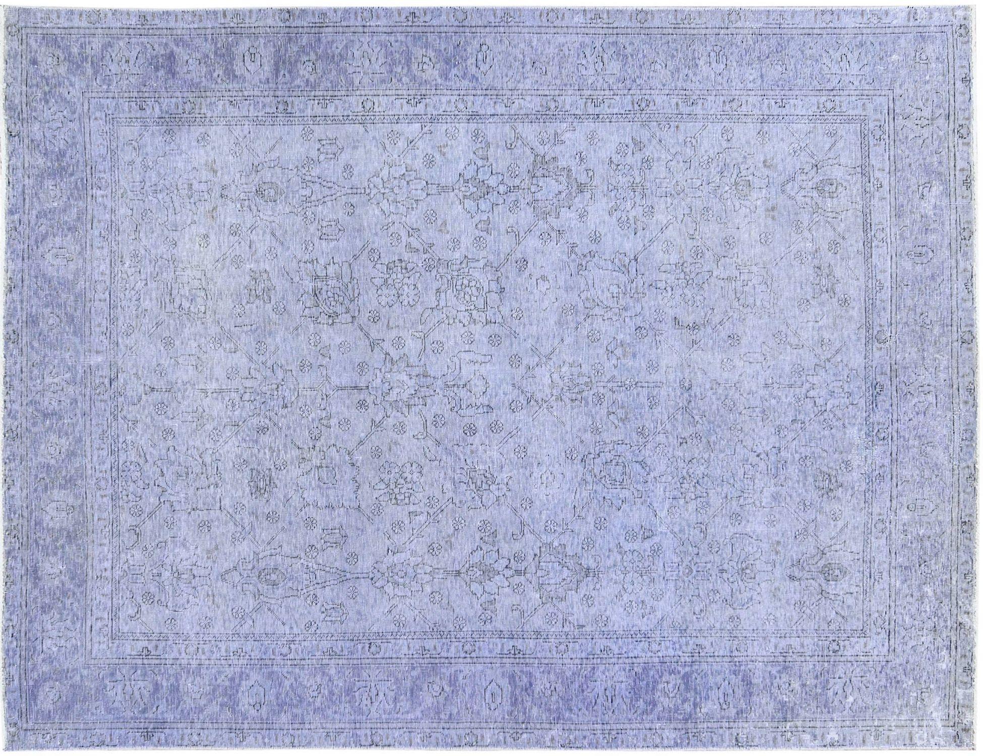 Persisk Vintagetæppe  lilla <br/>290 x 203 cm