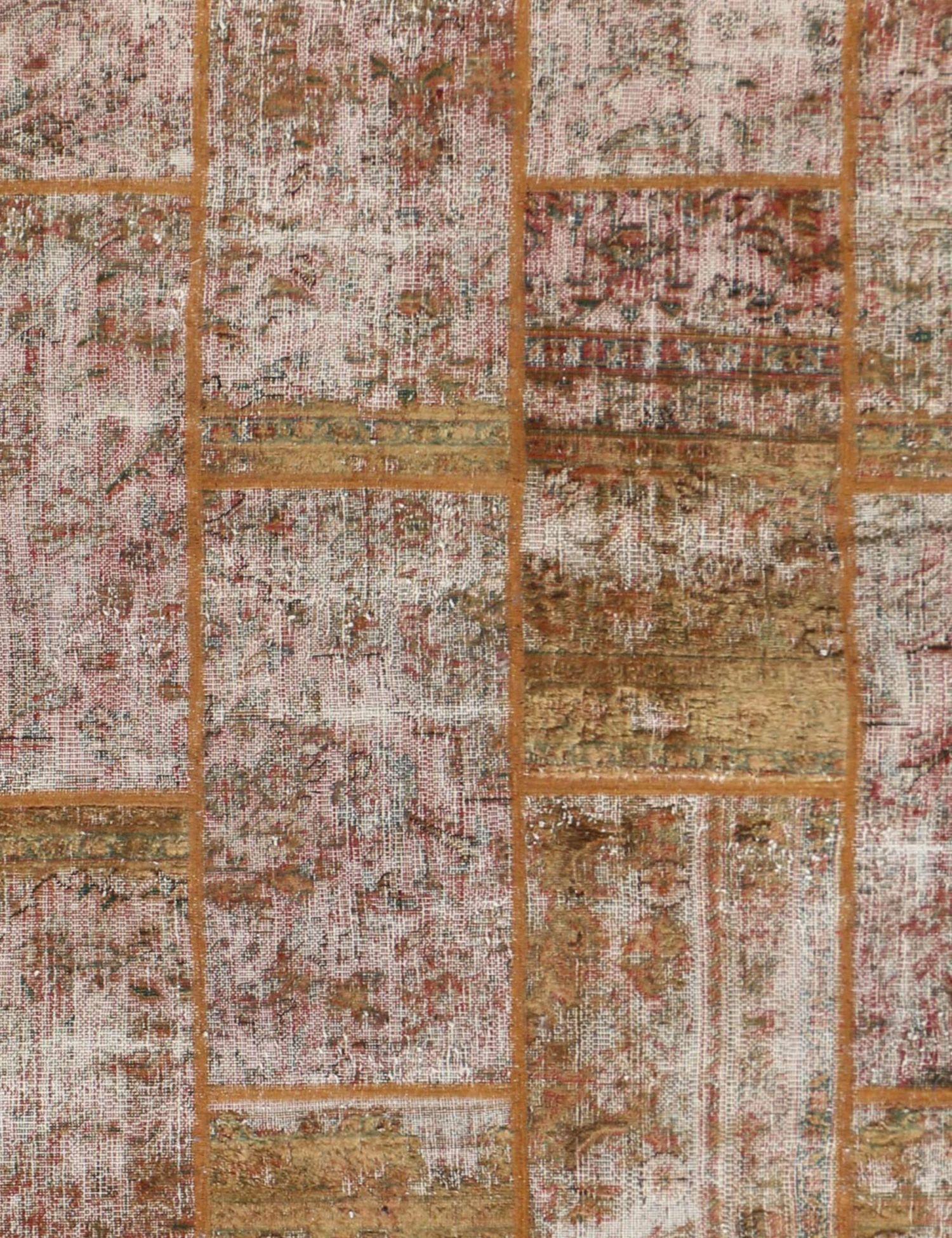 Persischer Vintage Teppich  beige <br/>247 x 172 cm