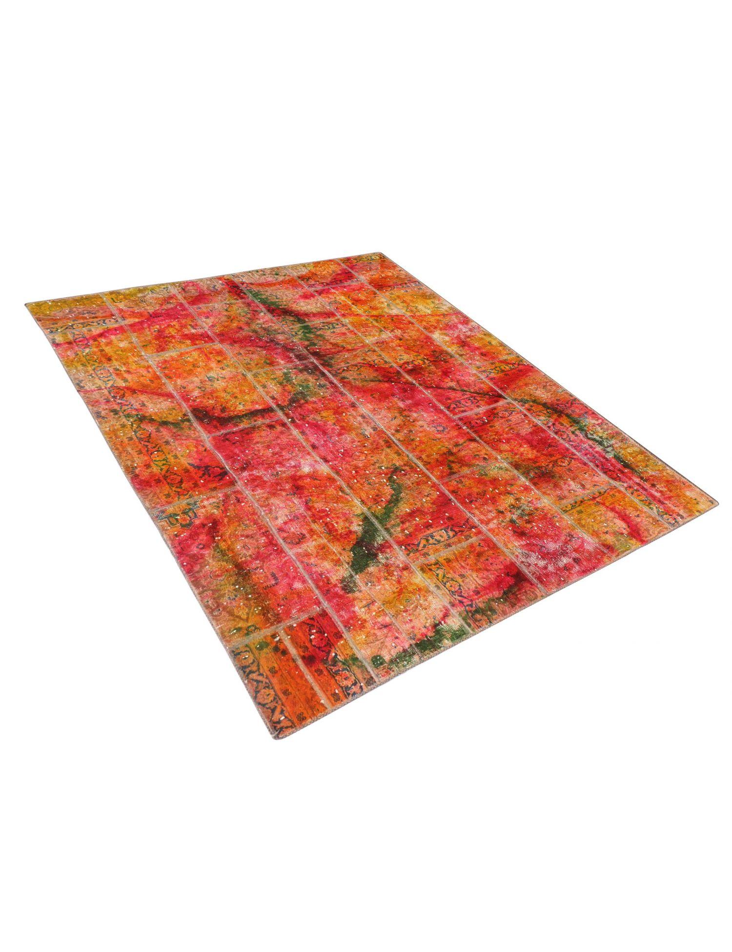 Tappeto Patchwork  multi colore <br/>240 x 180 cm