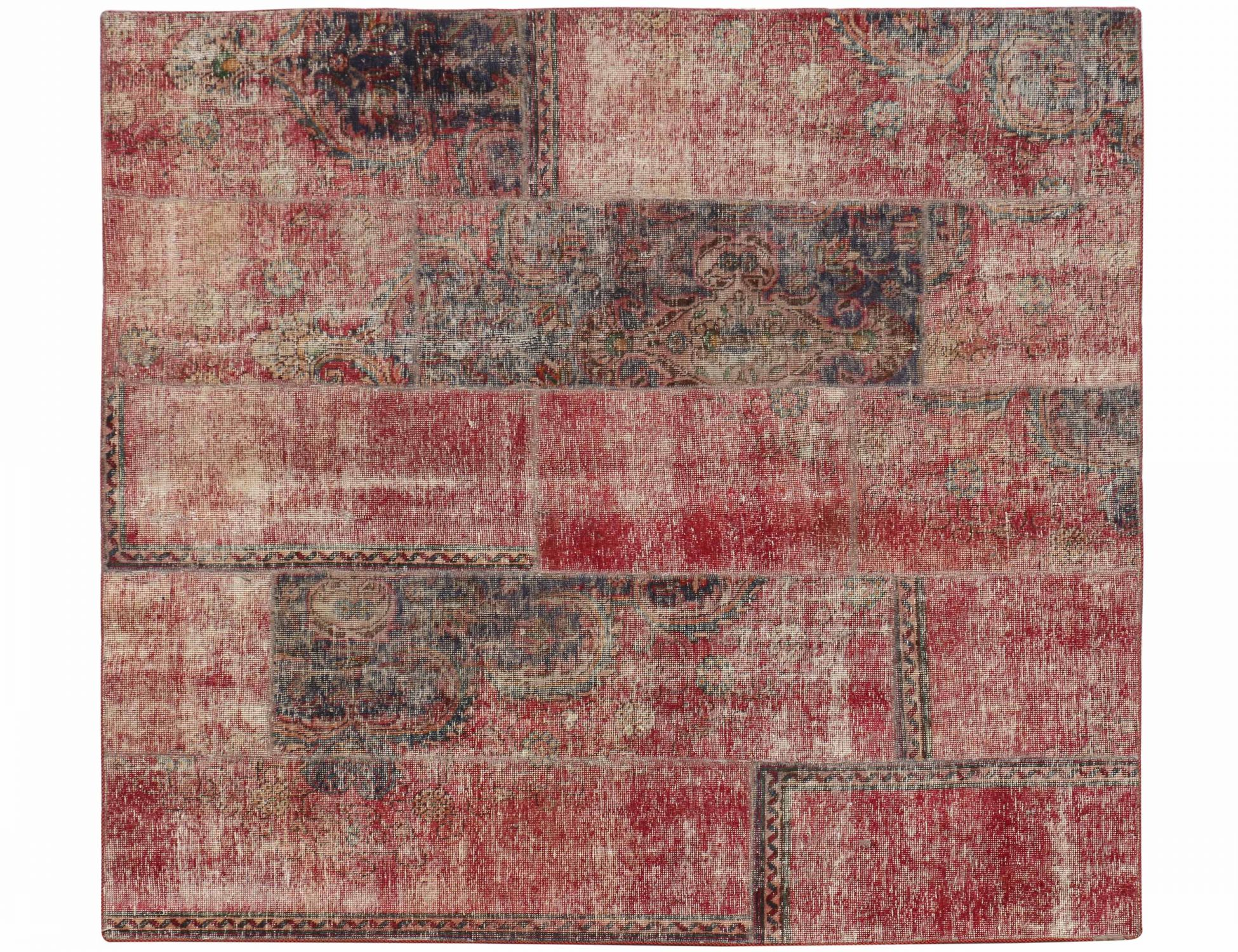 Tappeto Patchwork  rossio <br/>210 x 200 cm