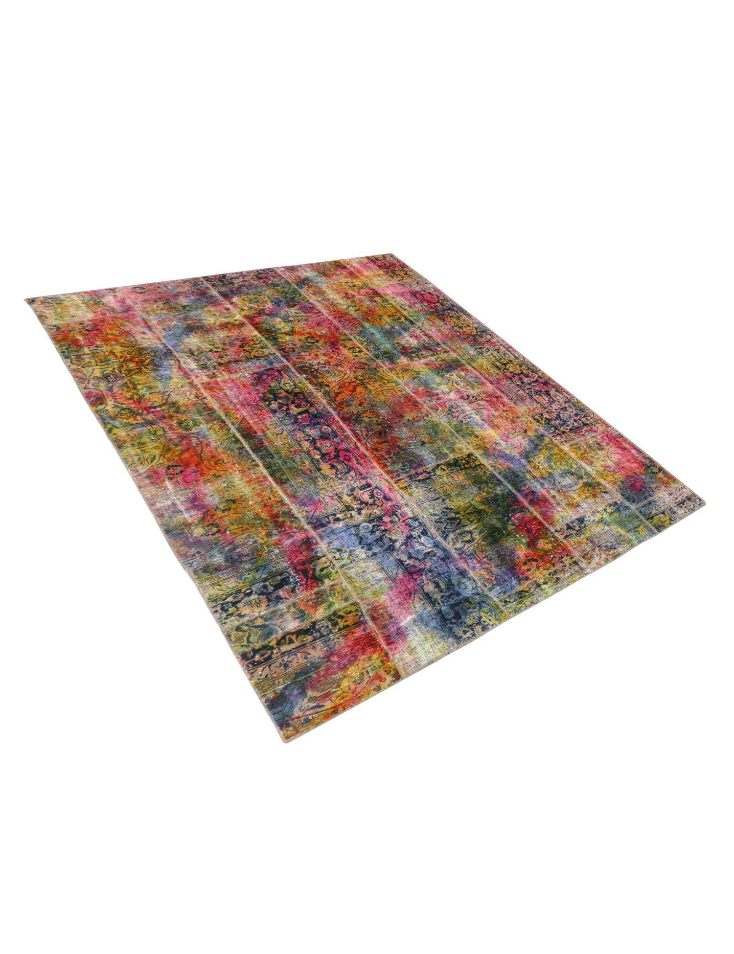 Patchwork Carpet  multicolor  <br/>330 x 226 cm