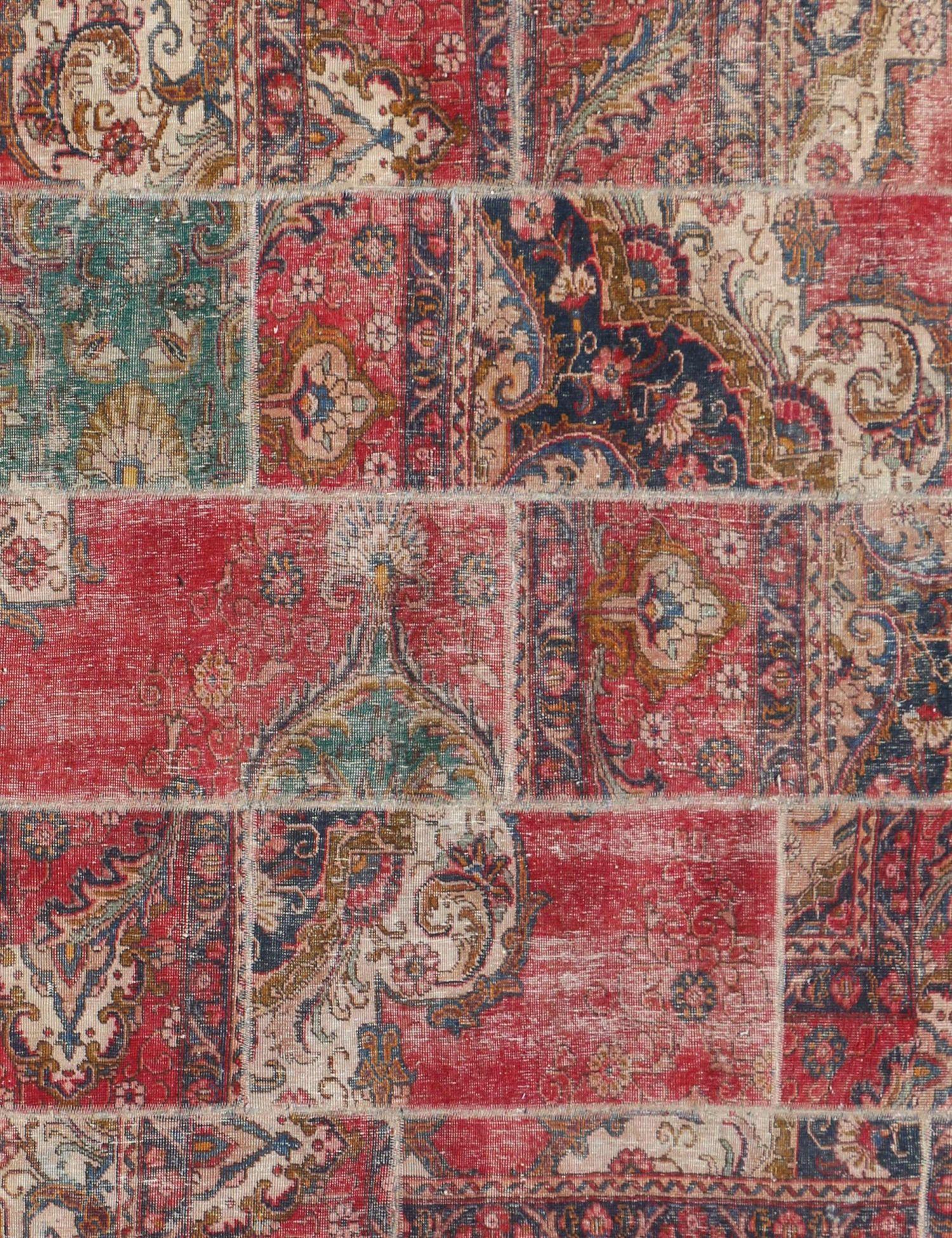 Tappeto Patchwork  multi colore <br/>200 x 200 cm