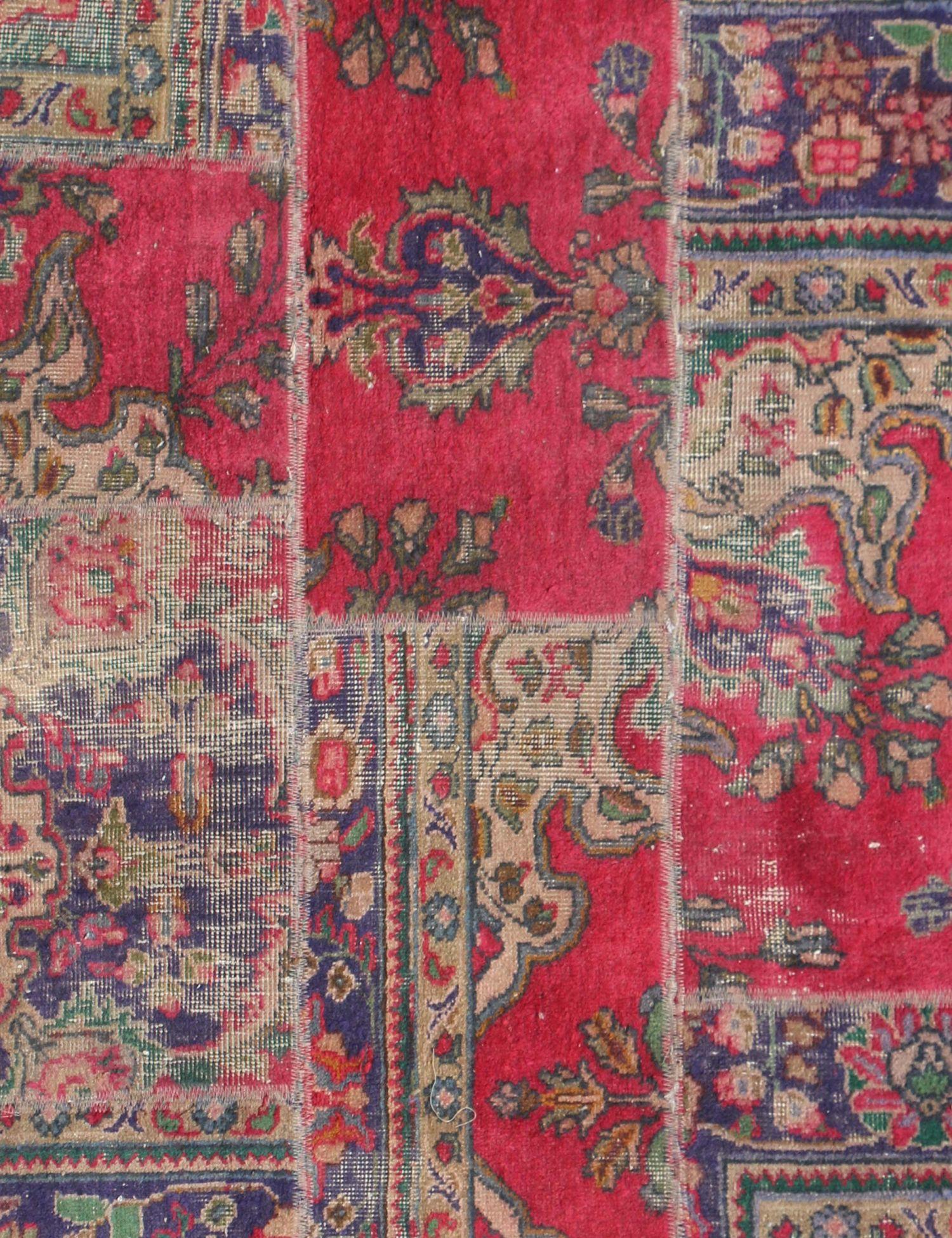 Tappeto Patchwork  multi colore <br/>183 x 107 cm