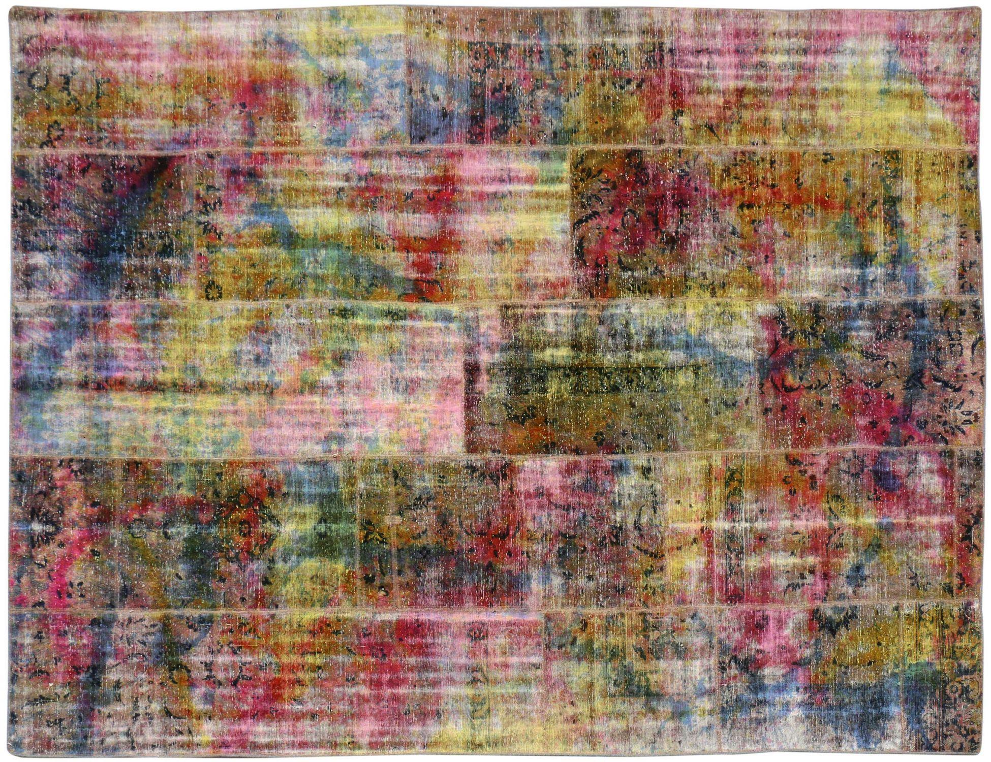 Tappeto Patchwork  multi colore <br/>314 x 225 cm