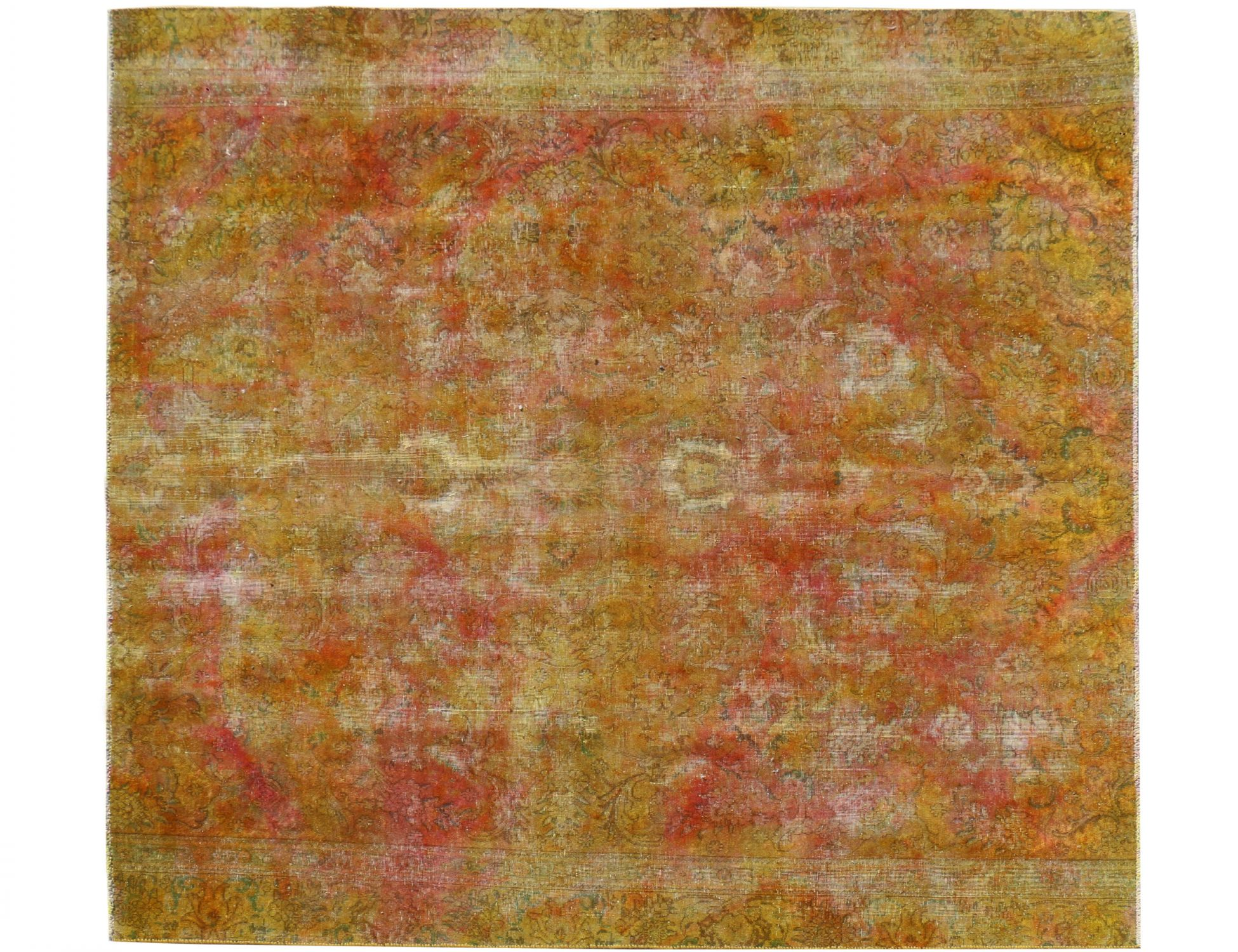 Tappeto Vintage  multi colore <br/>258 x 264 cm