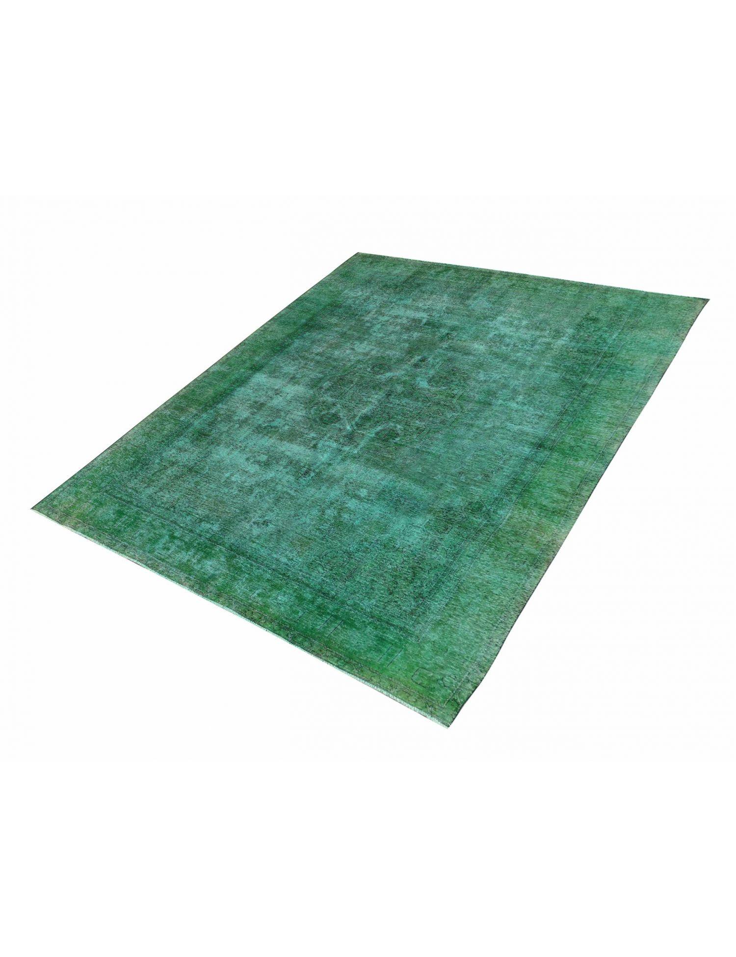 Tappeto Vintage  verde <br/>386 x 296 cm