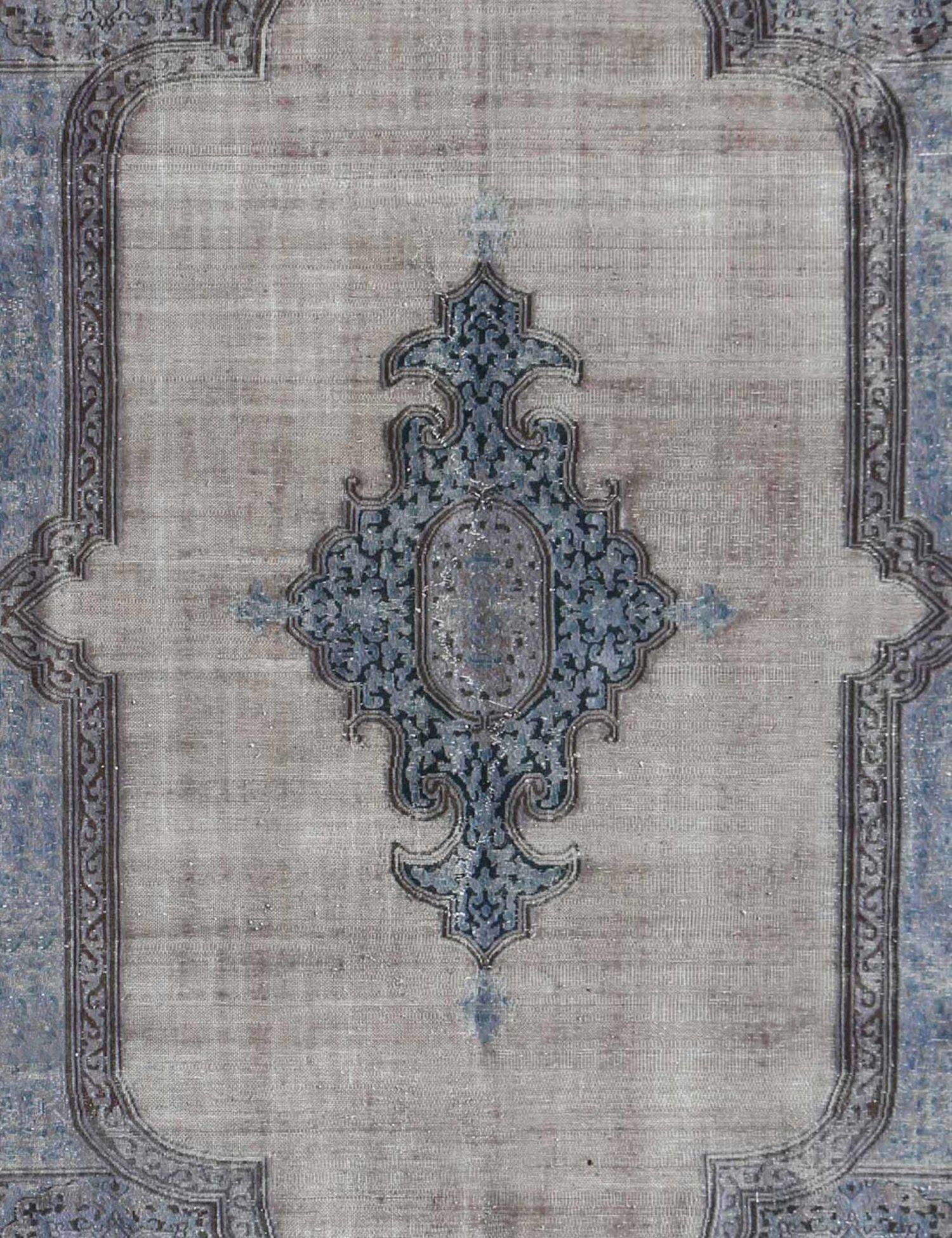 Persischer Vintage Teppich  blau <br/>398 x 284 cm