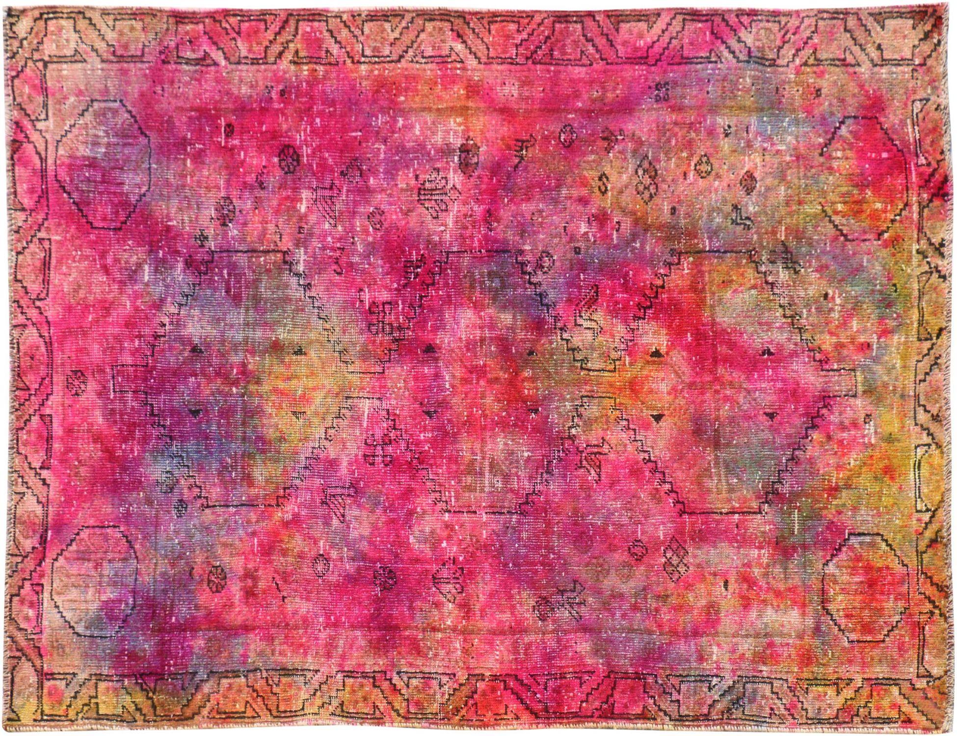Vintage Teppich  mehrfarbig <br/>233 x 144 cm