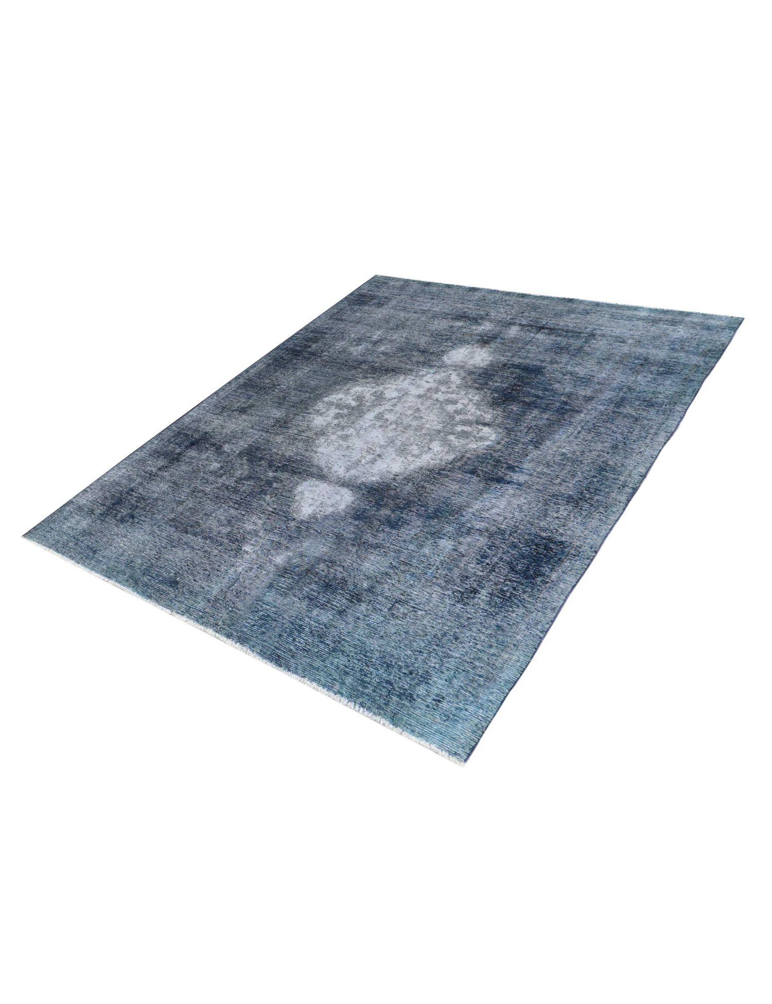 Persischer Vintage Teppich  blau <br/>298 x 190 cm