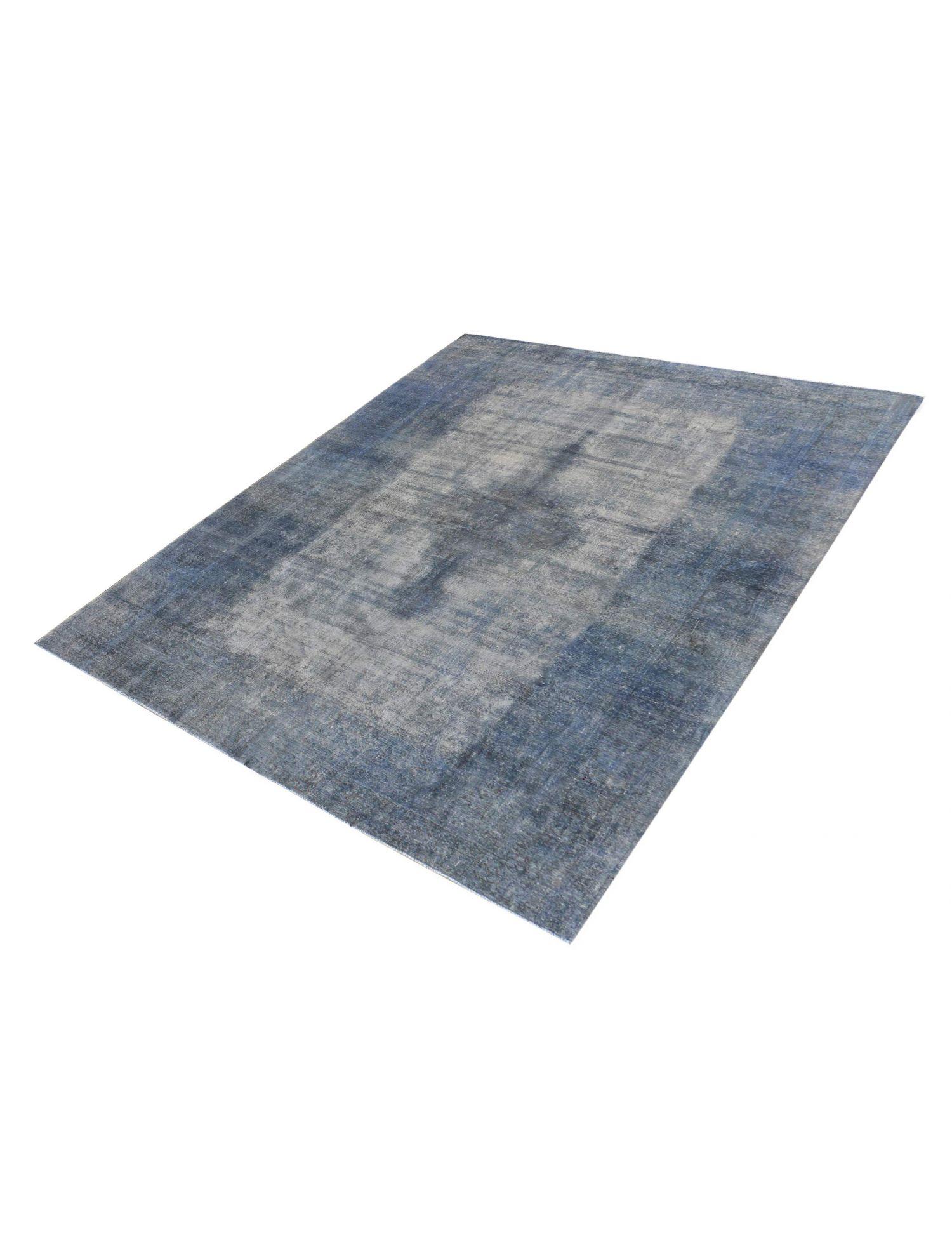 Persischer Vintage Teppich  blau <br/>550 x 339 cm