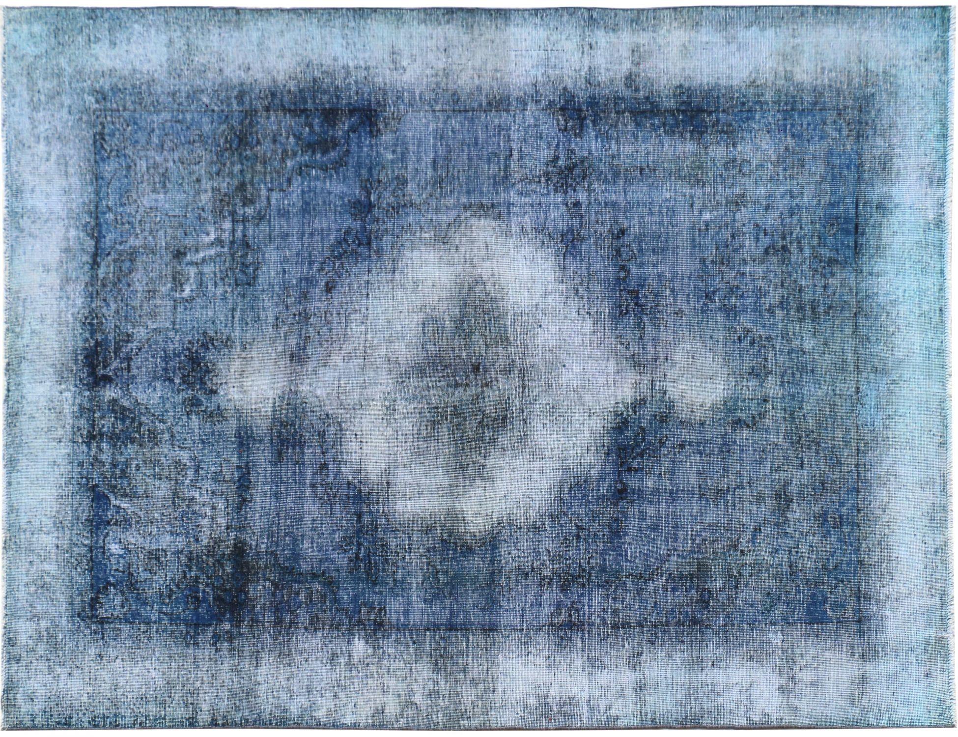 Vintage Teppich  blau <br/>274 x 192 cm