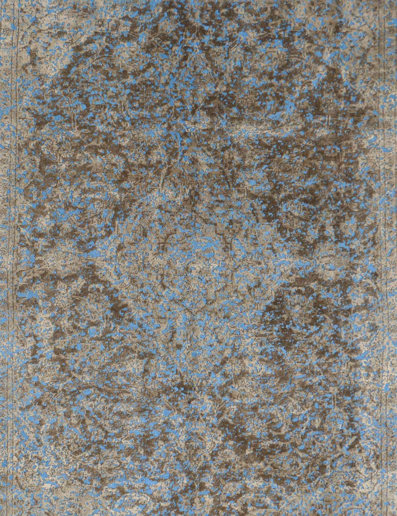 Tappeto Vintage  blu <br/>324 x 196 cm