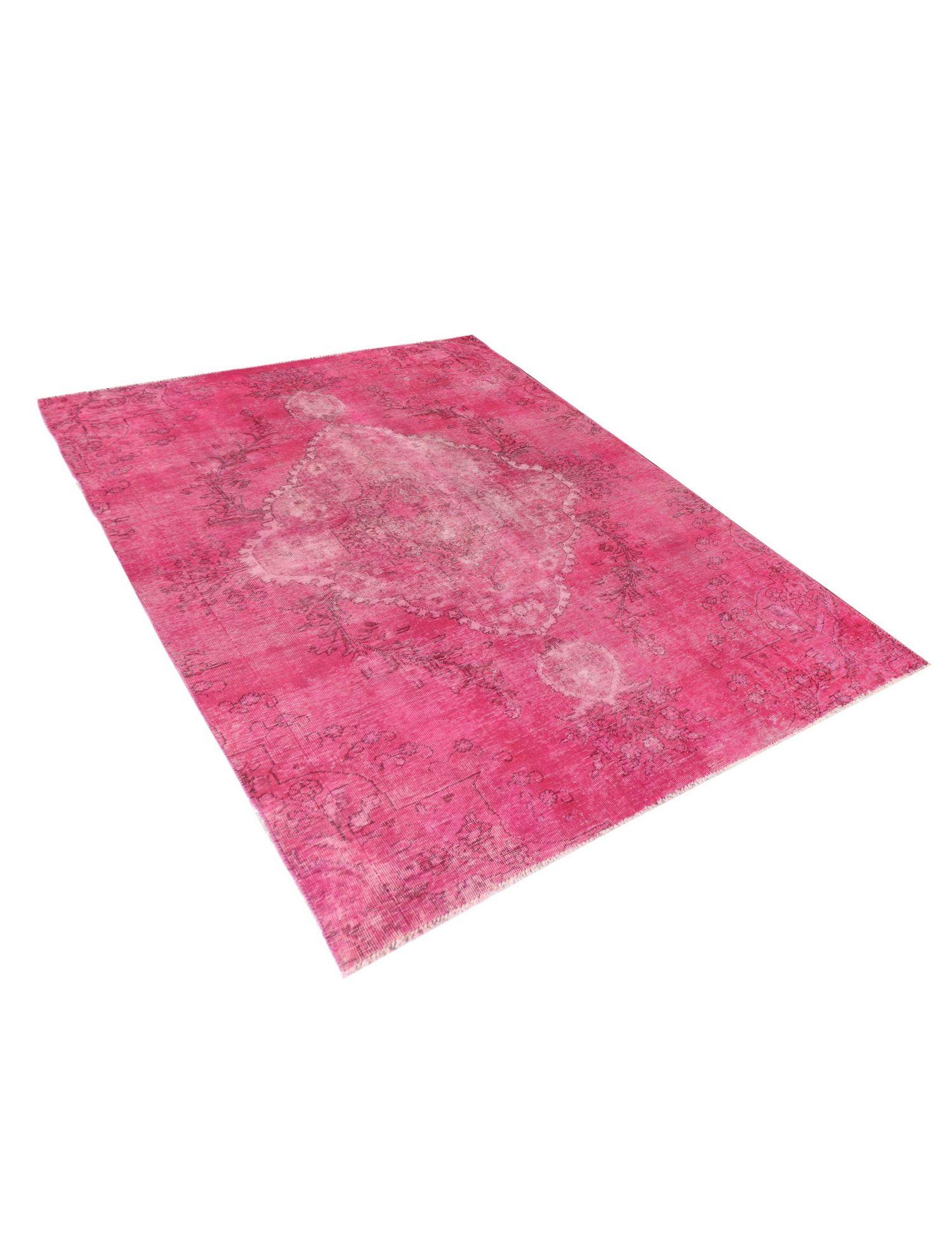 Tappeto Vintage  rosa <br/>260 x 163 cm