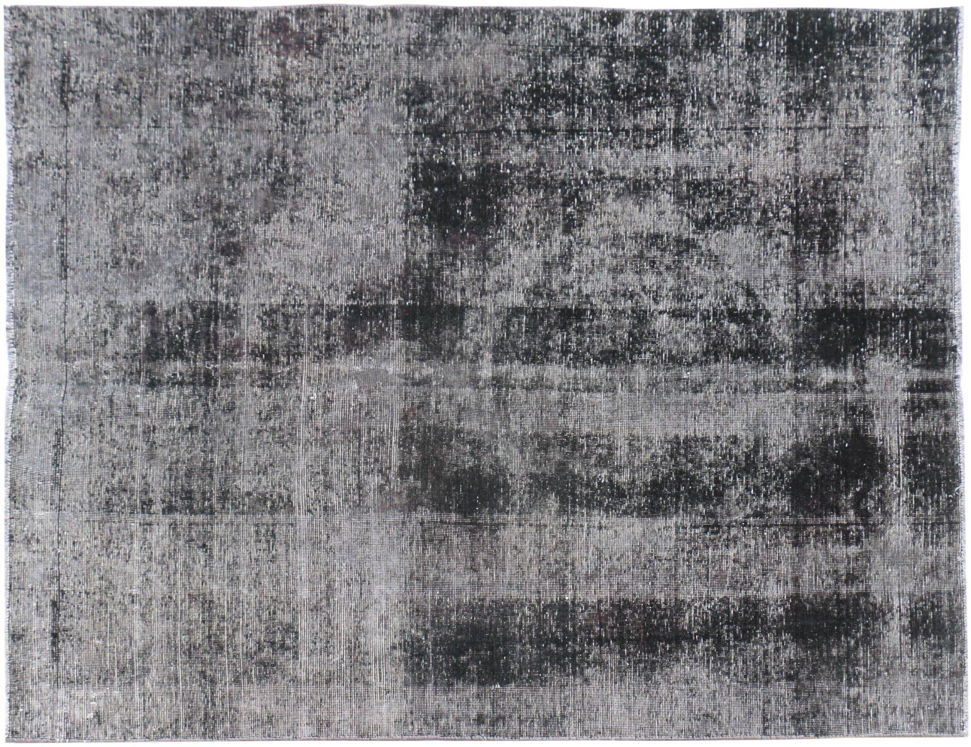 Tappeto Vintage  nero <br/>200 x 168 cm